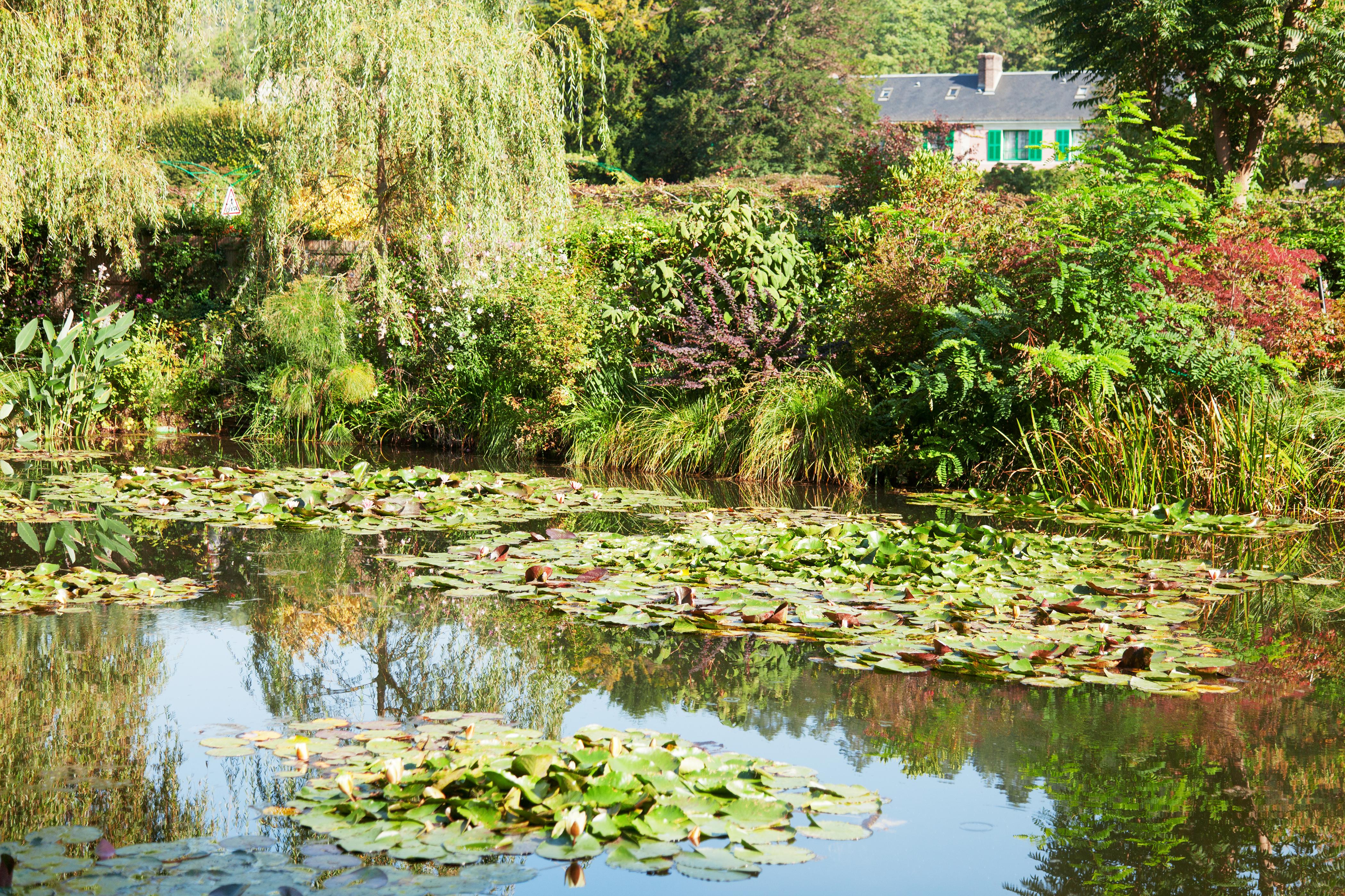 Los jardines de Normandía - Francia Escapada Escapada a Normandía