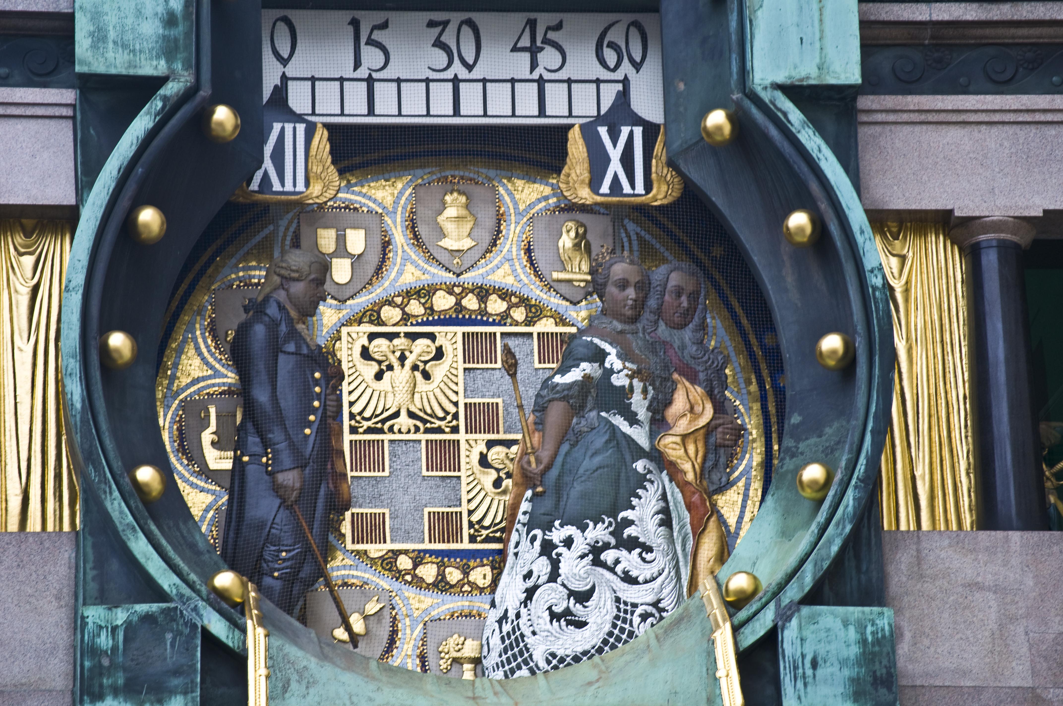 El ritual diario del reloj de Anker - Austria Circuito Viena y Budapest