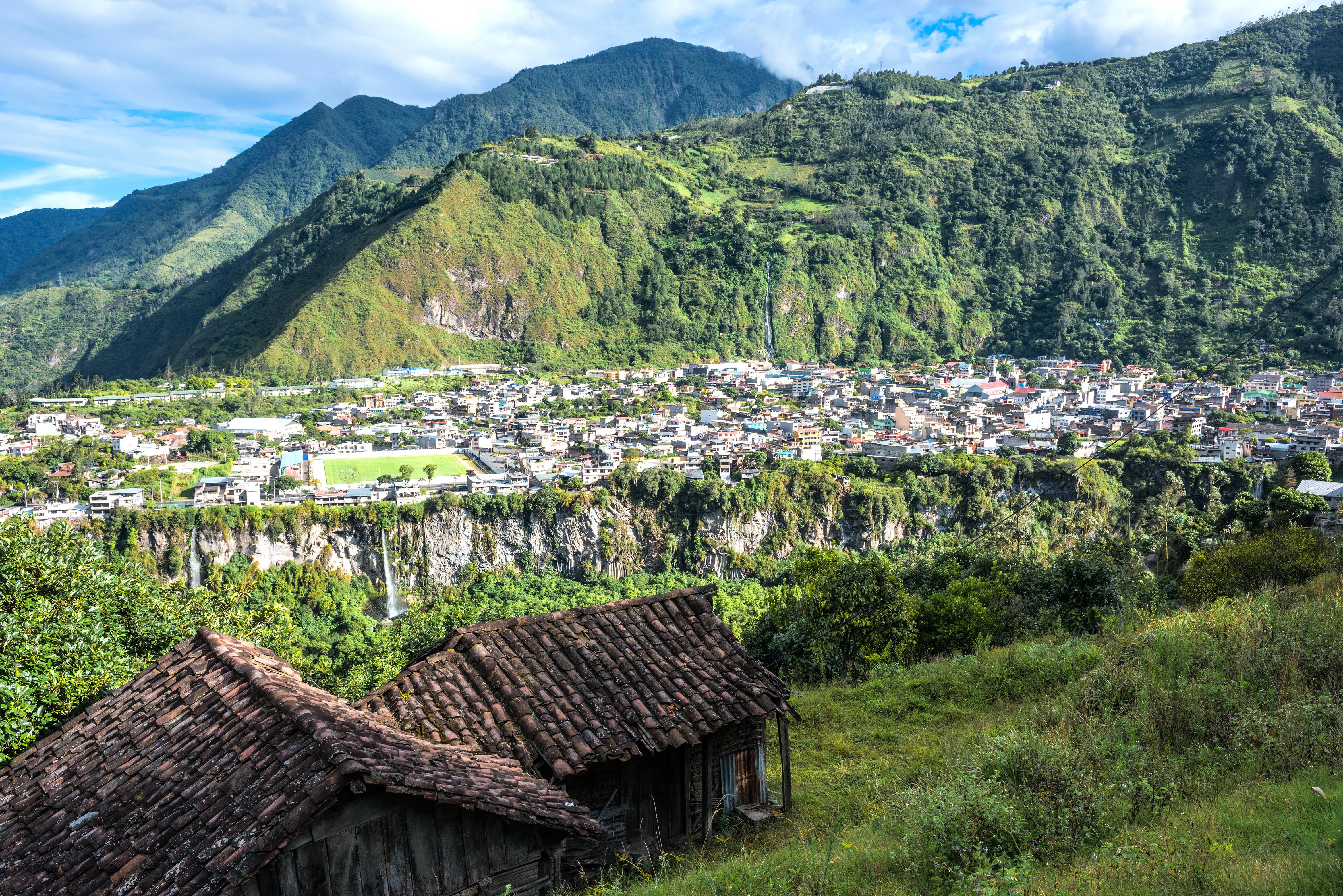 Baños termales relajantes - Ecuador Gran Viaje A tu aire: Recorriendo Ecuador