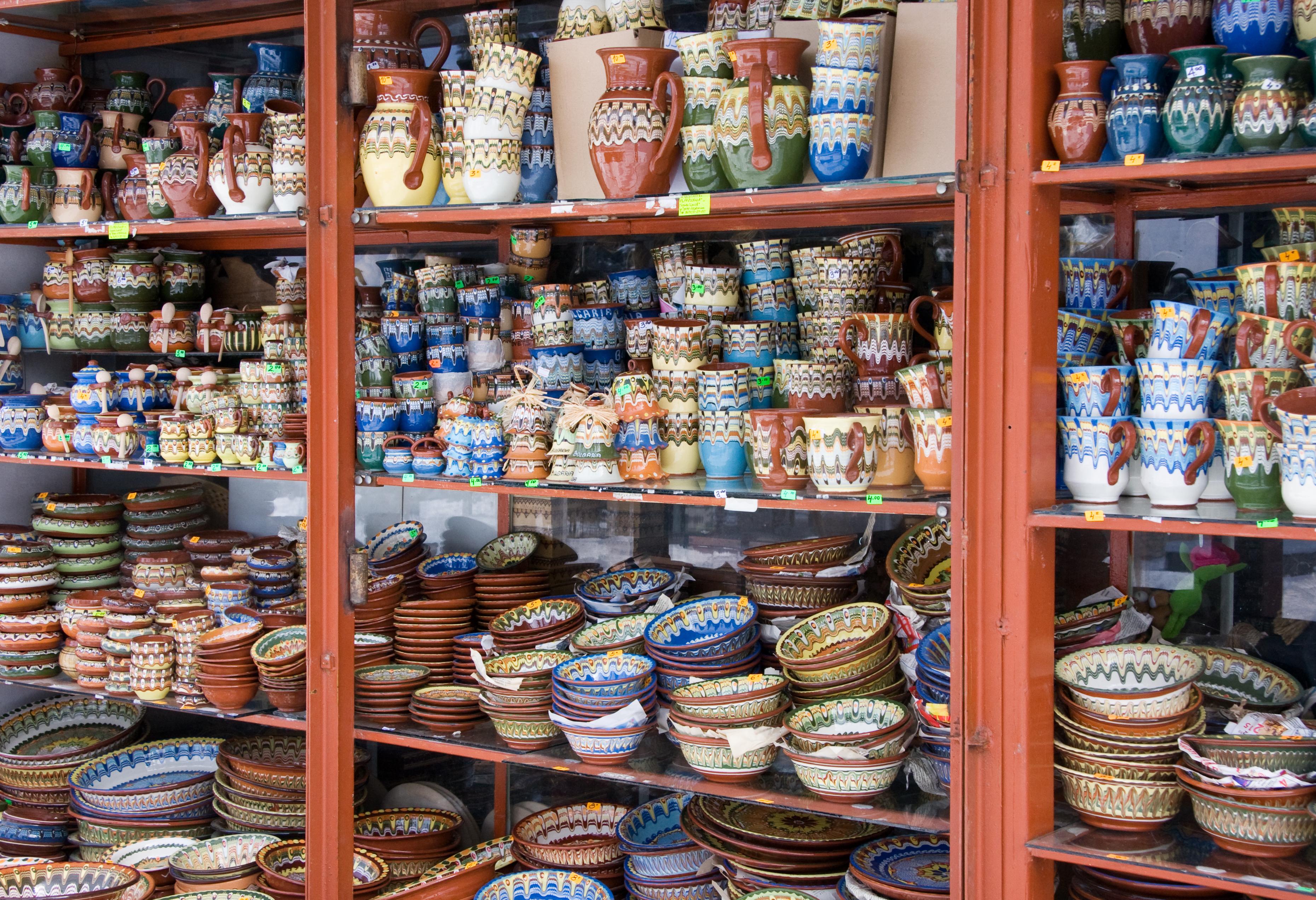 Entre mercadillos anda el juego - Bulgaria Circuito Bulgaria Artística