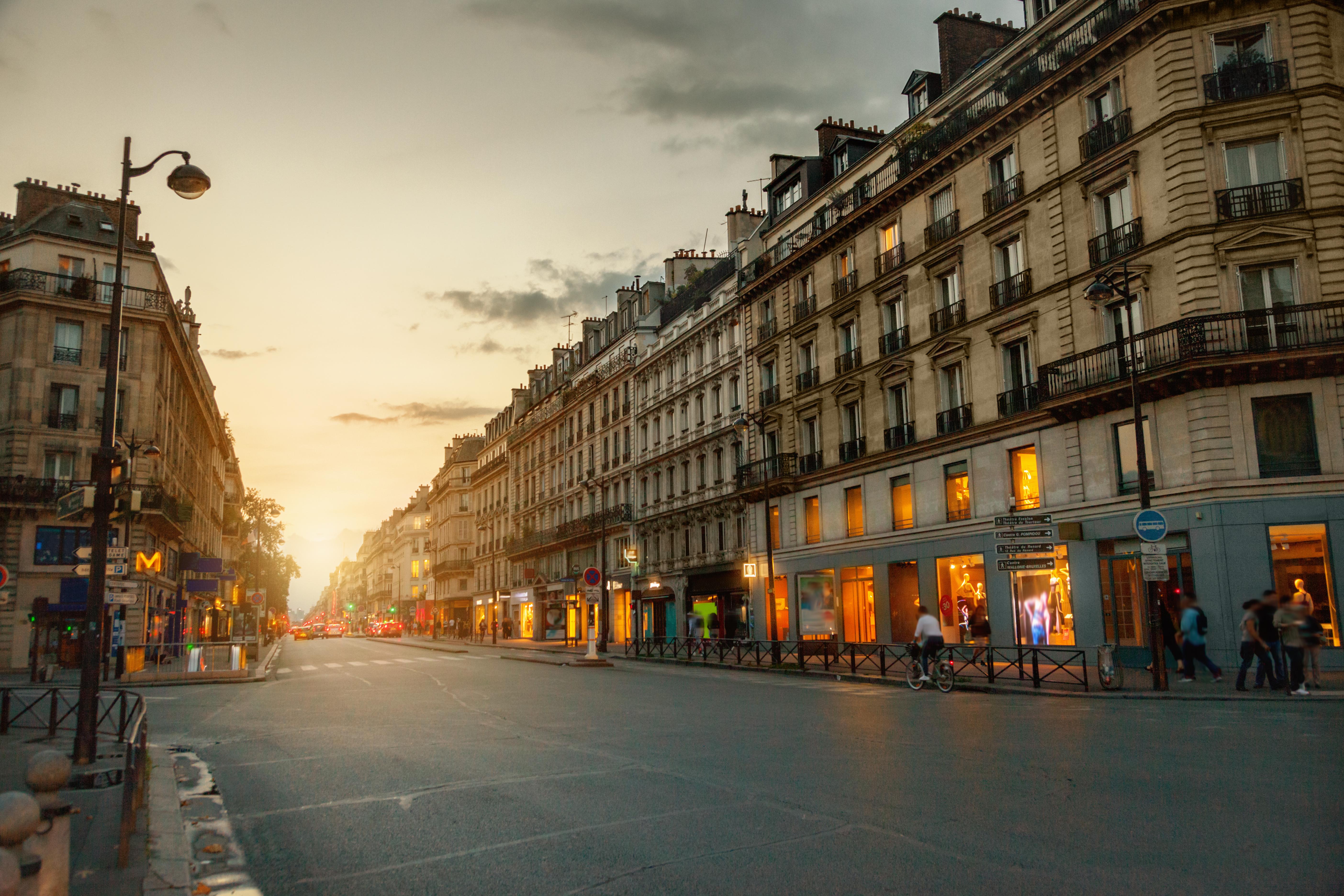 Entre 'chien et lup' o la mejor luz de París - Francia Circuito París y Londres