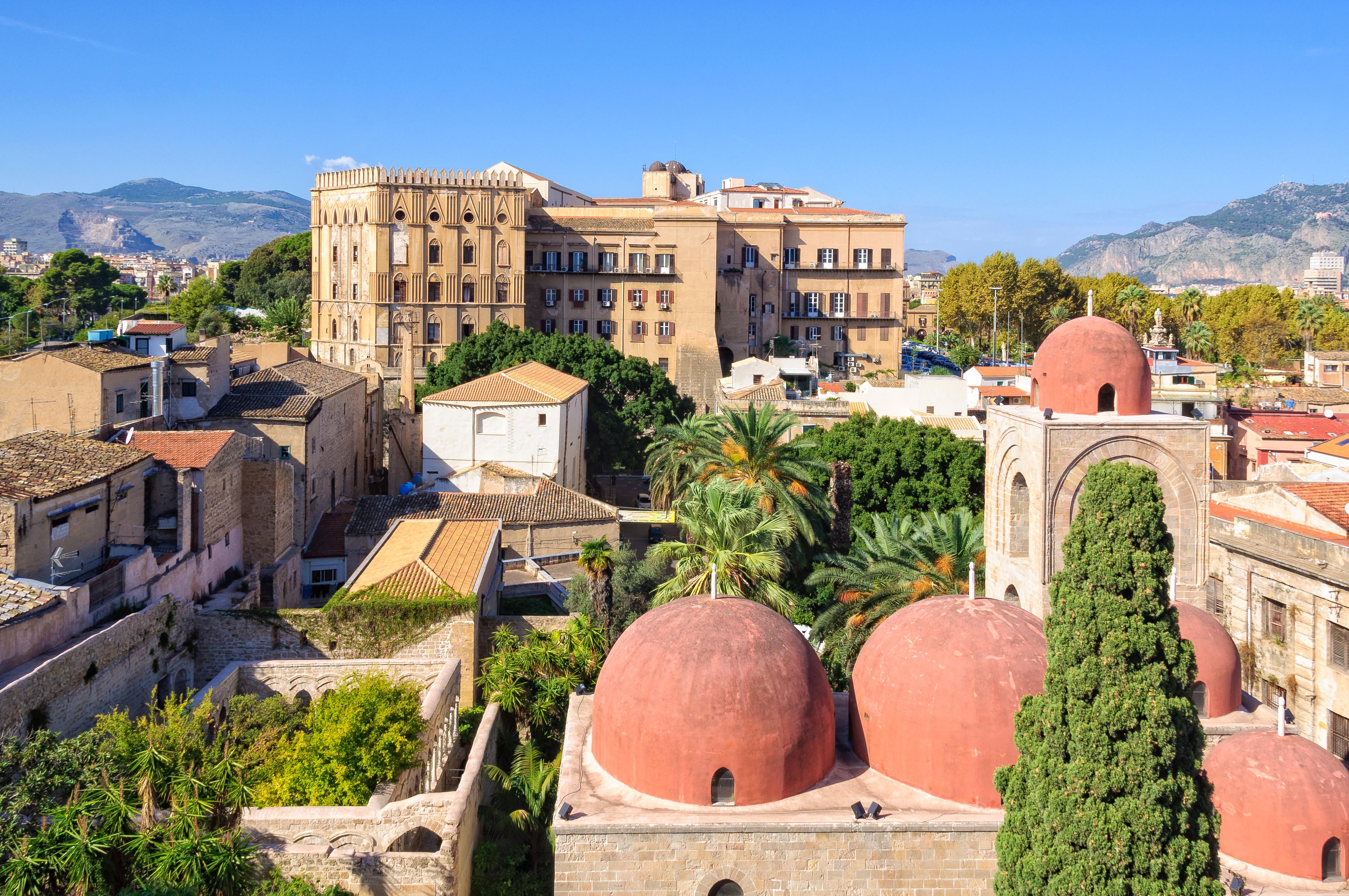 Maravíllate ante el legado normando de la capital siciliana - Italia Circuito Sicilia Clásica y Nápoles