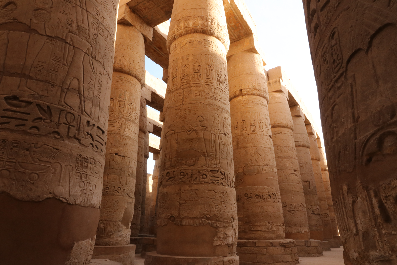 Los fascinantes museos al aire libre de Luxor y Karnak - Egipto Circuito Egipto Básico