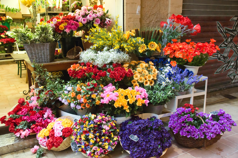 Déjate seducir por el Mercado de las flores de Niza - Francia Circuito Sur de Francia: de Aviñón a Toulouse