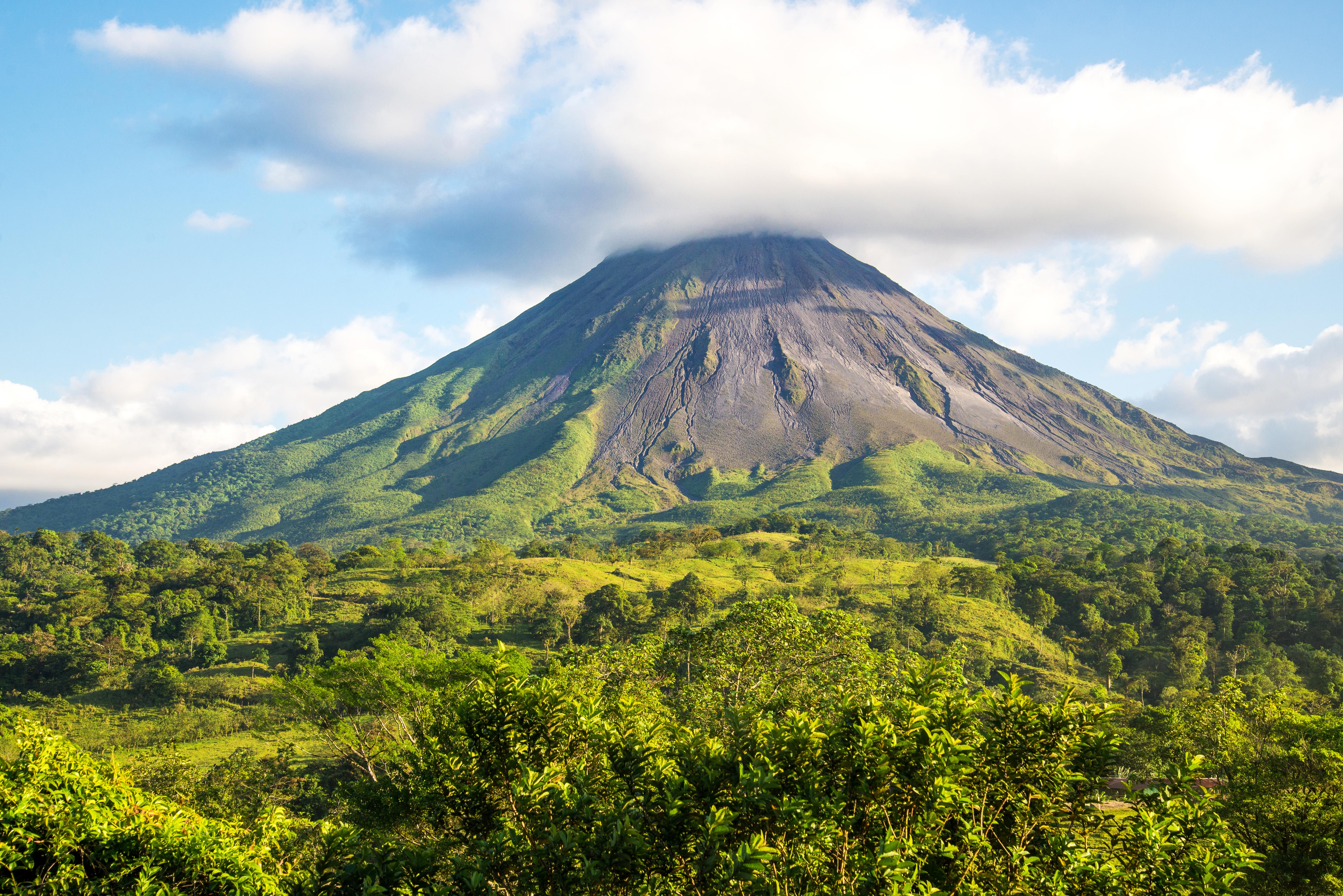 Un baño caliente y una de las mejores estampas de Costa Rica - Costa Rica Gran Viaje Esencias del Trópico y Guanacaste