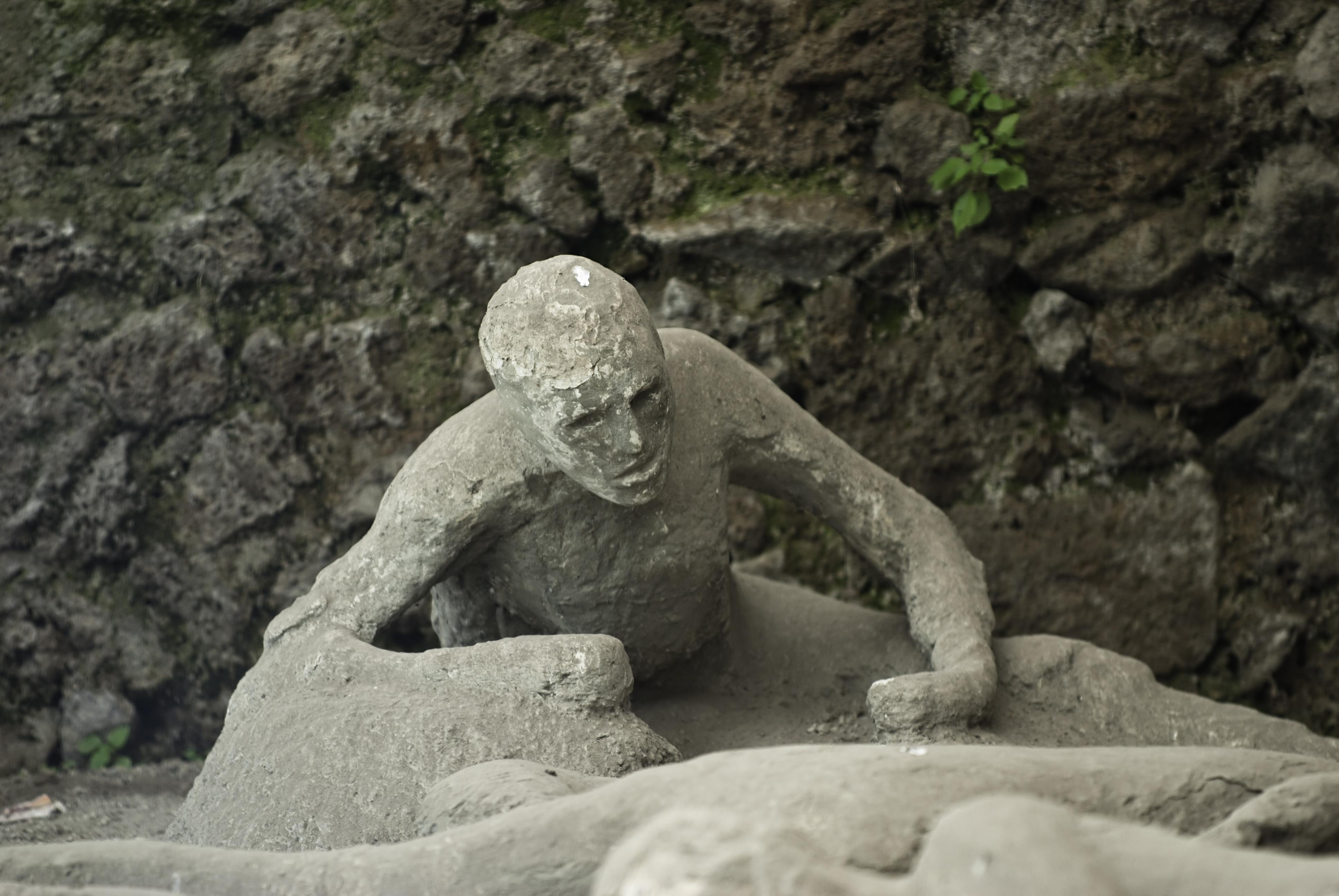 El esplendor de Pompeya bajo la ferocidad del Vesubio - Italia Circuito Roma y Nápoles