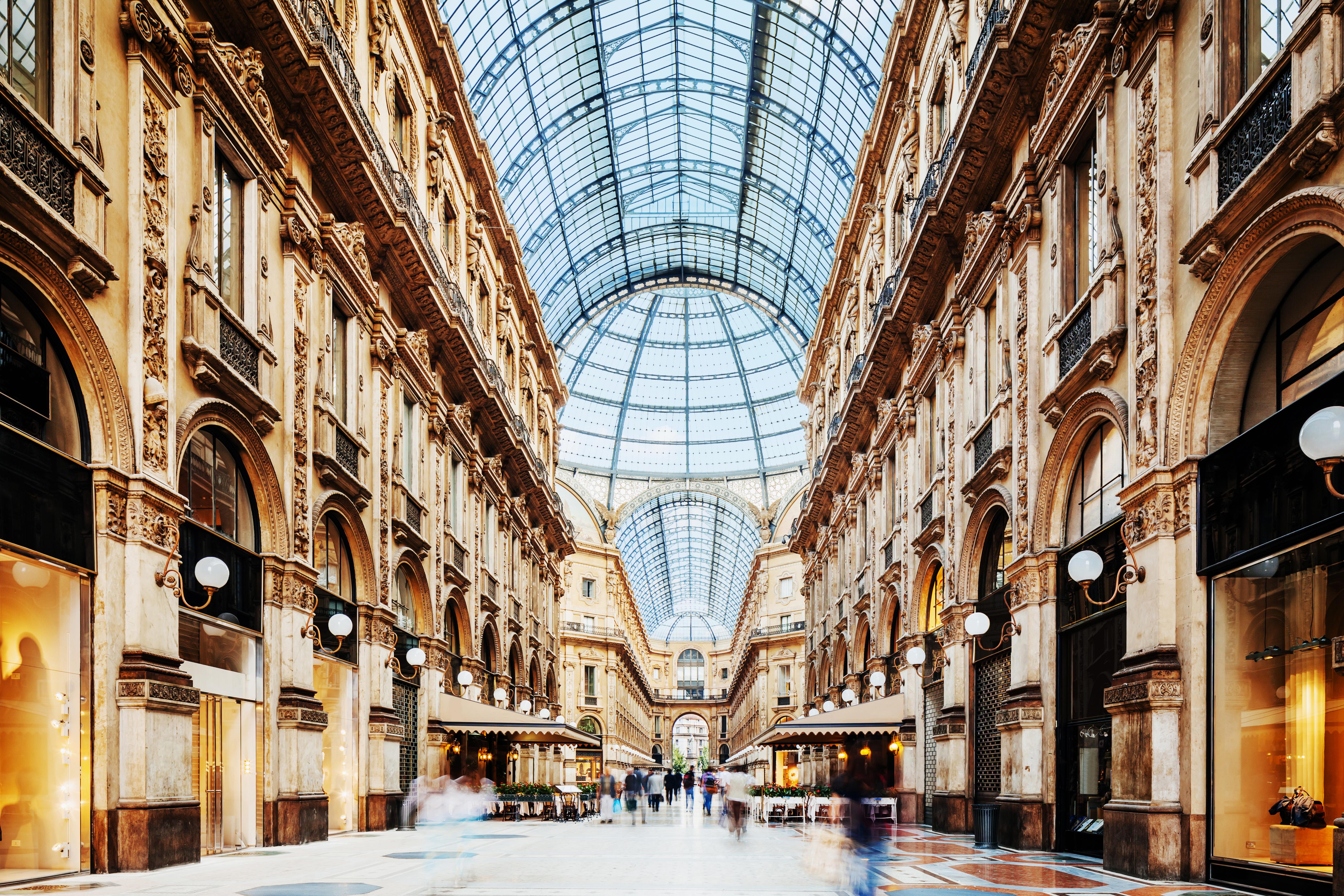 Milán imprescindible: el Duomo y Galerías Vittorio Emanuele - Italia Circuito Lo mejor de la Toscana