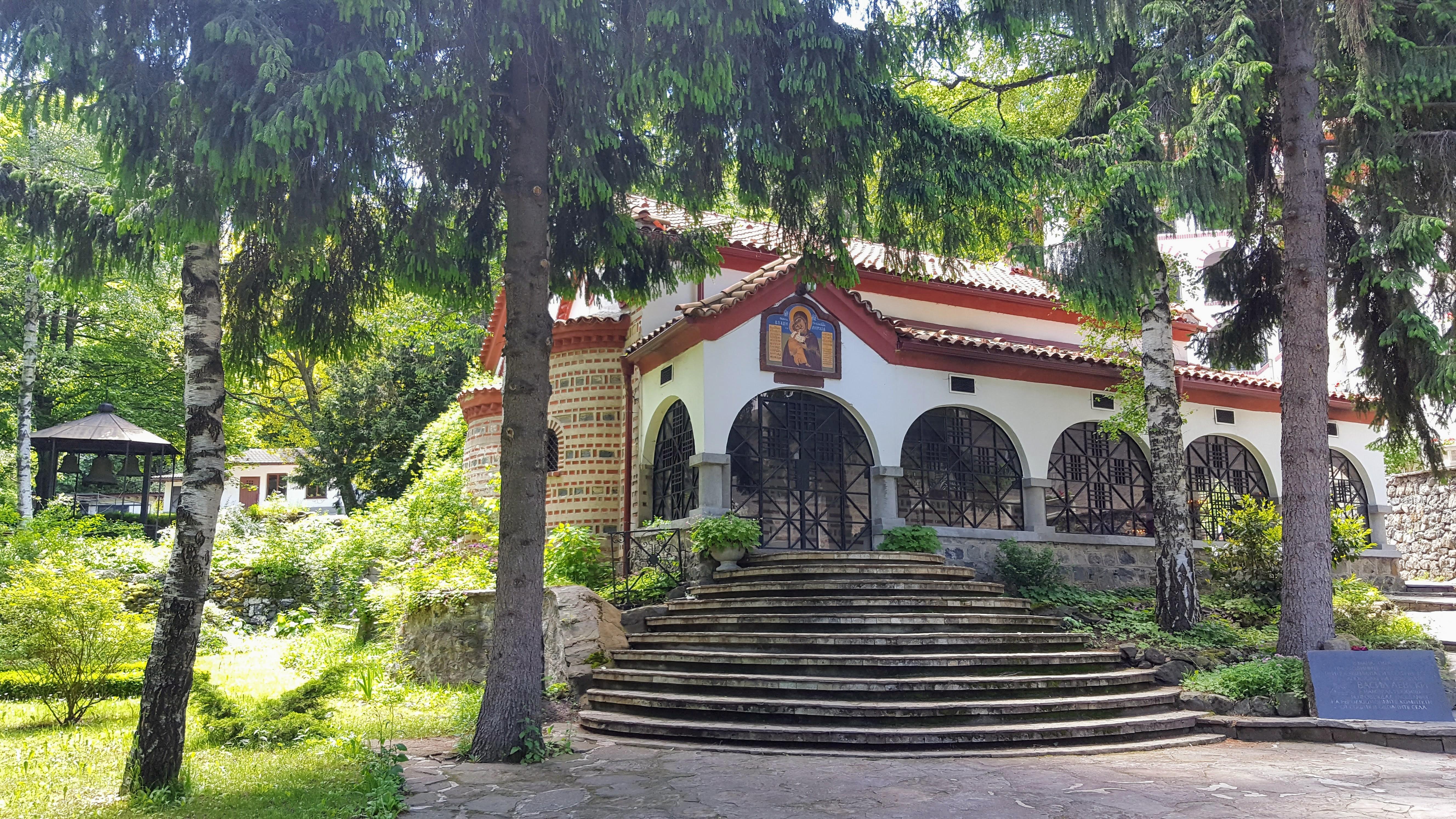 Monasterio Dragalevtsi, un enclave histórico - Bulgaria Circuito Bulgaria artística