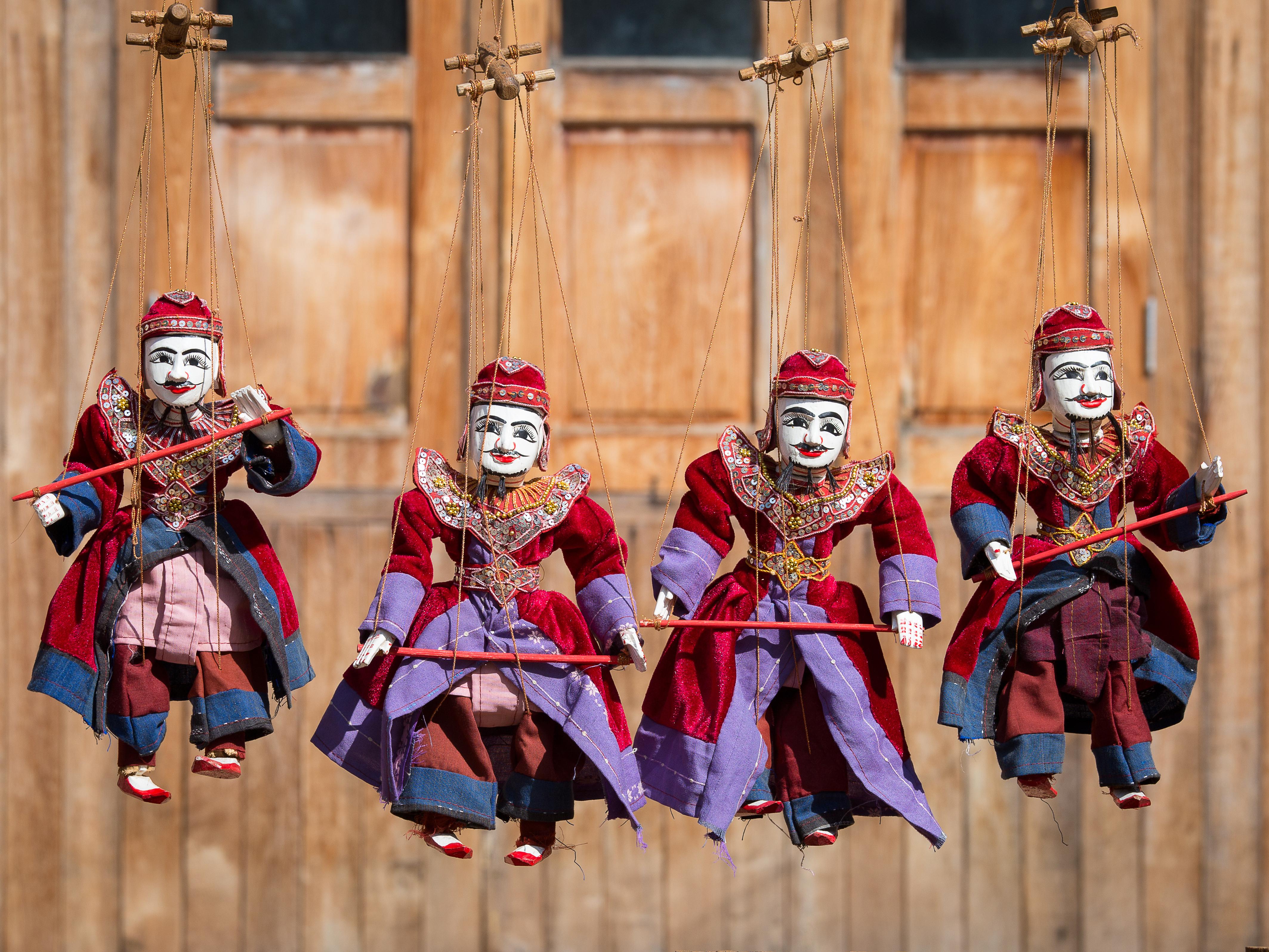 Conocer un espectáculo popular de Myanmar - Myanmar Gran Viaje Myanmar exótico