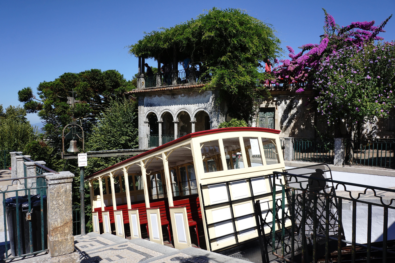 Sube al santuario y la escalinata del Bom Jésus do Monte - Portugal Circuito Todo Portugal: de Oporto a Lisboa