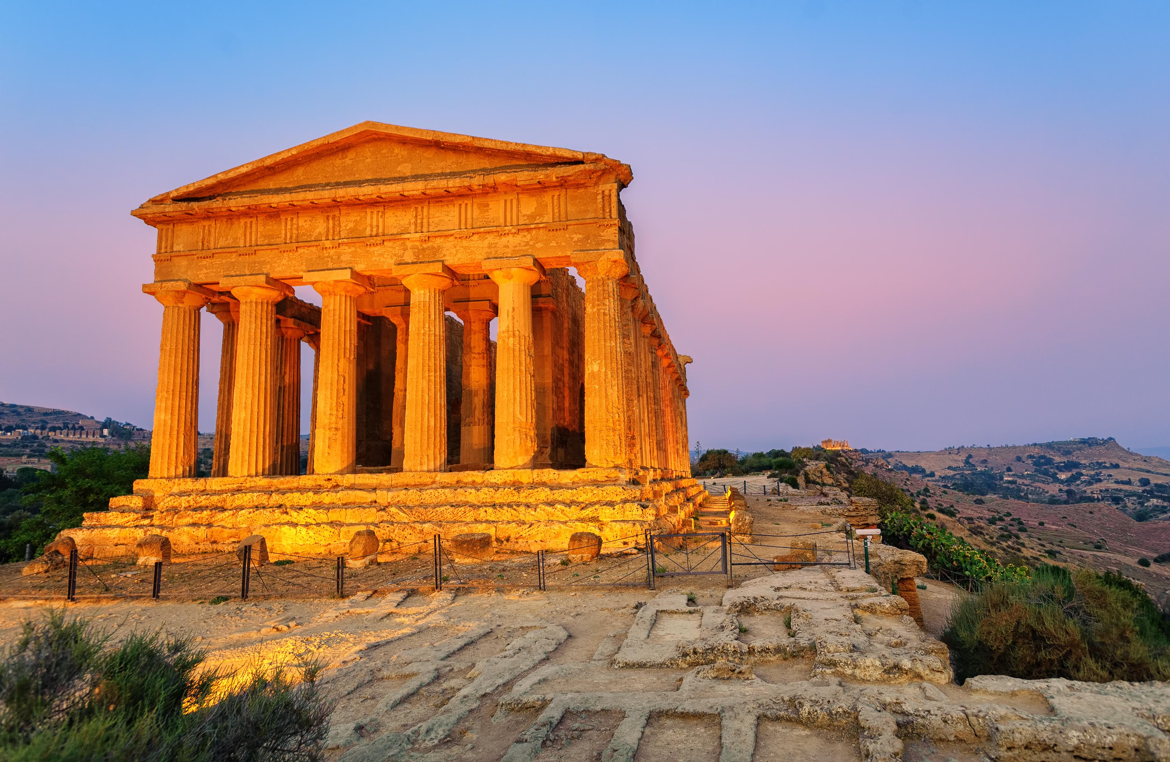 Descubre los templos mejor conservados de Agrigento - Italia Circuito Sicilia Clásica