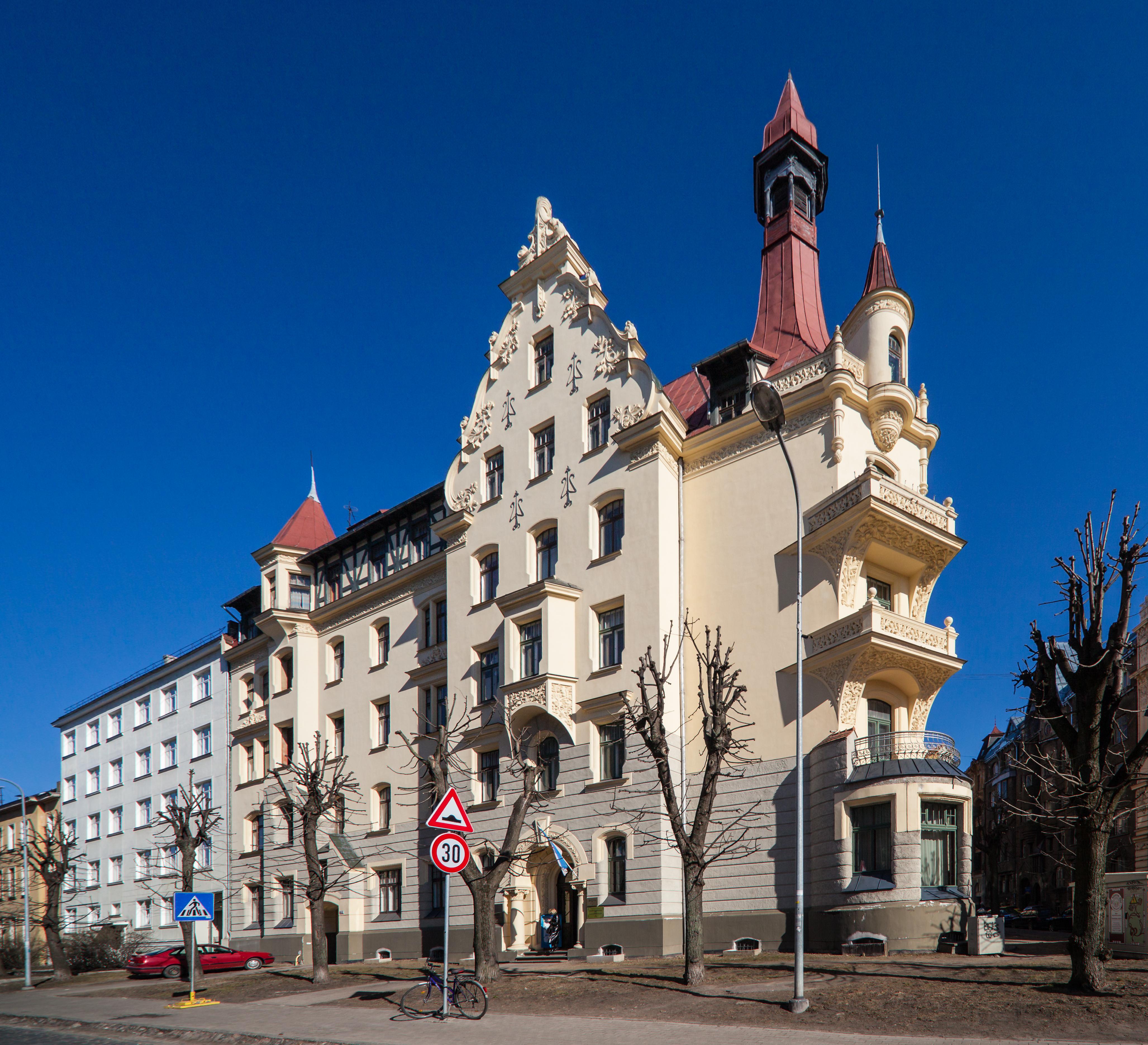 Riga: La capital europea del Art Nouveau - Lituania Circuito Repúblicas Bálticas