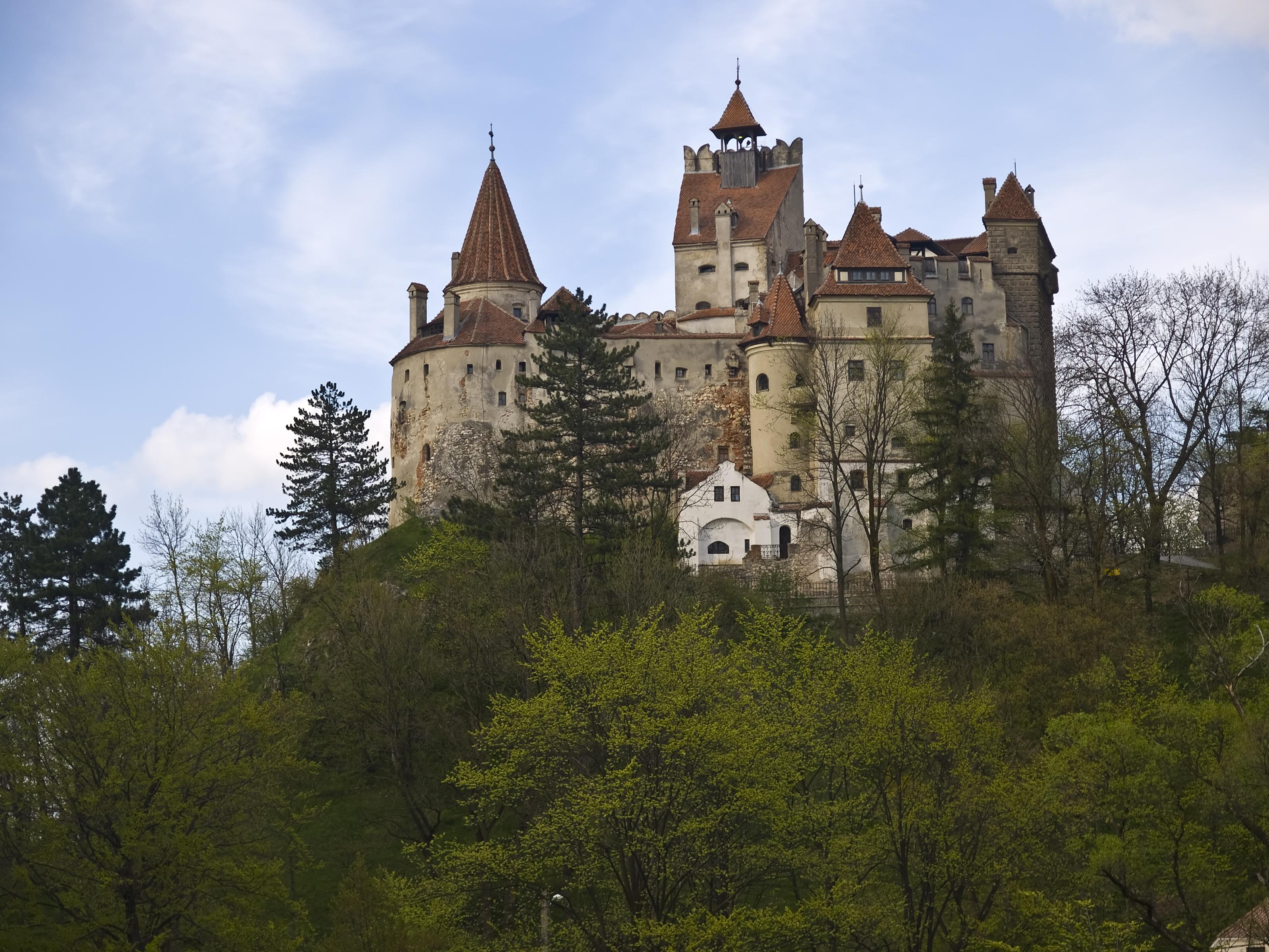 Castillo de Bran, refugio estival de la Casa Real rumana - Rumanía Circuito Rumanía Histórica