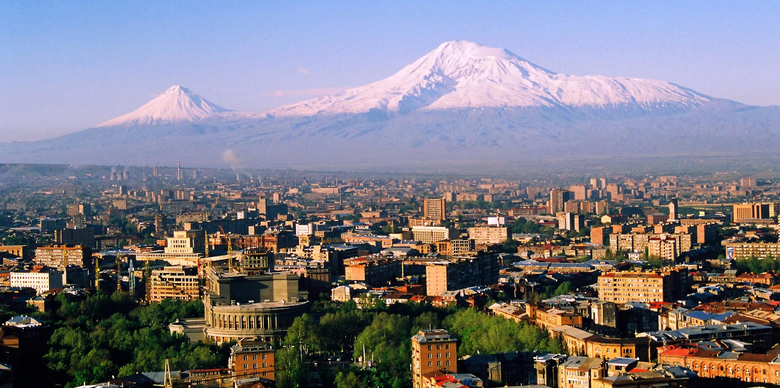Explora los rincones más auténticos de Ereván - Armenia Circuito Armenia, la leyenda de Noé
