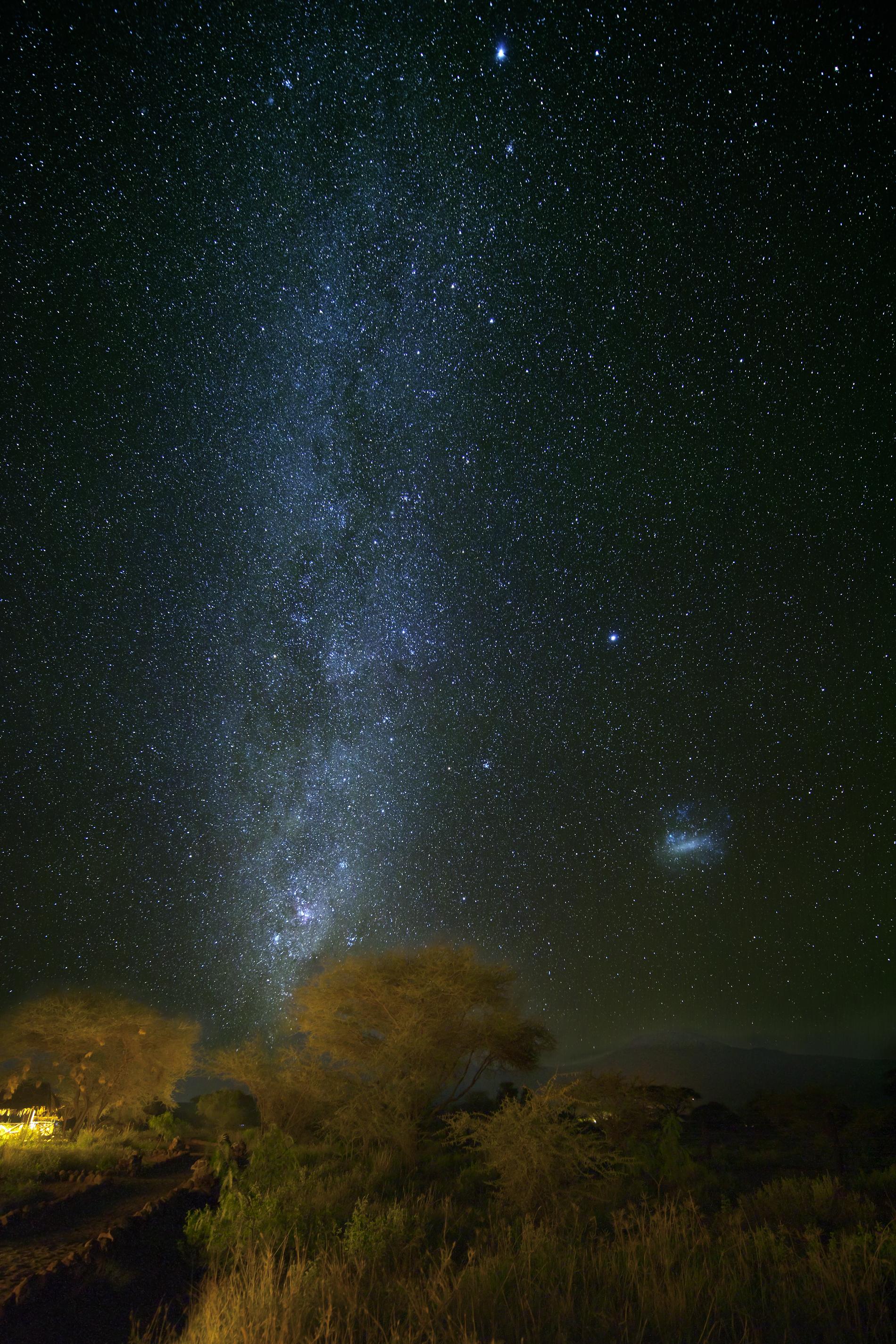 Disfruta de la noche más estrellada de tu vida - Tanzania Gran Viaje Ascensión al Kilimanjaro: Ruta Machame