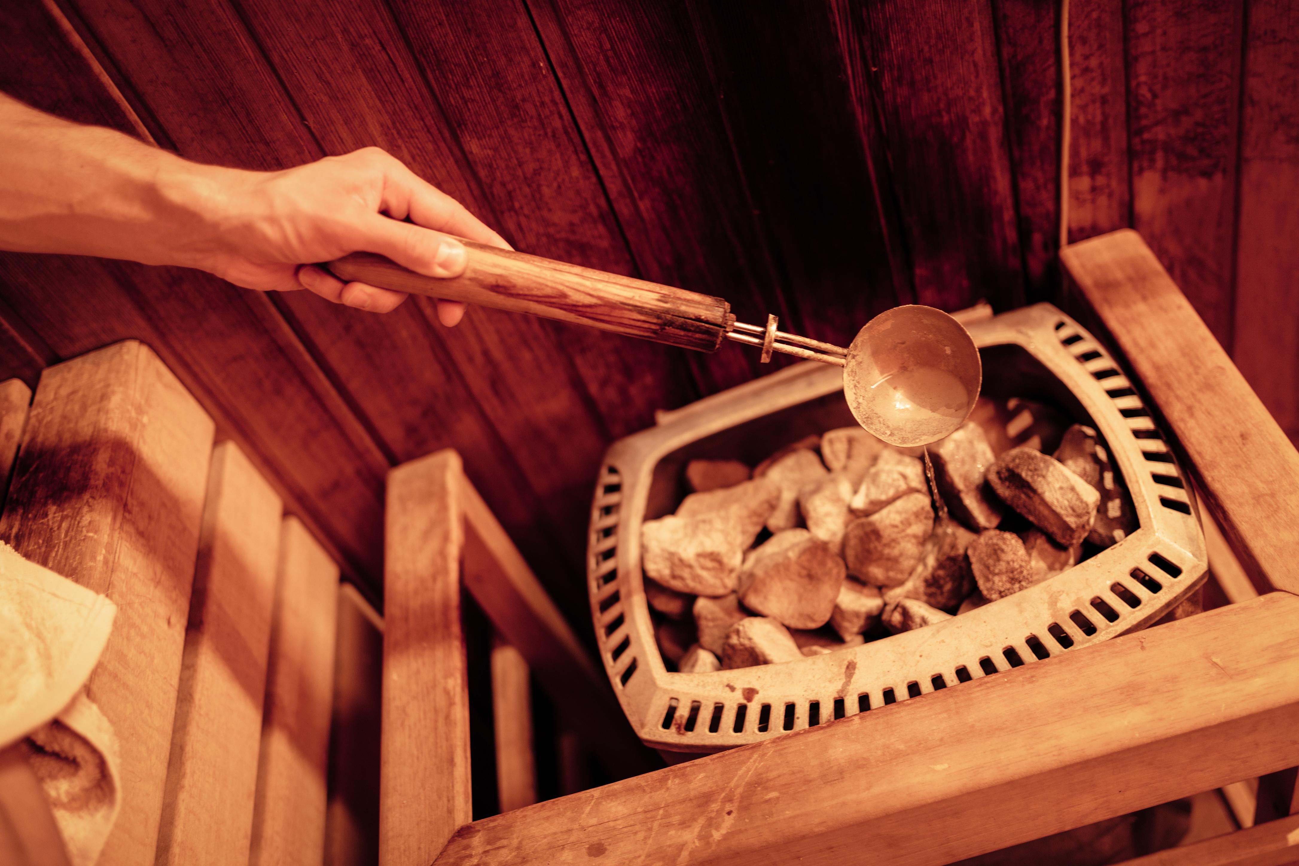 Zambúllete en una sauna finlandesa original - Polonia Circuito Polonia al Completo y el Báltico
