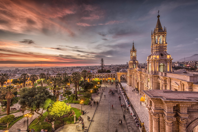 Arequipa, nos vamos a un pueblo de cuento - Perú Gran Viaje Descubrimiento del Perú