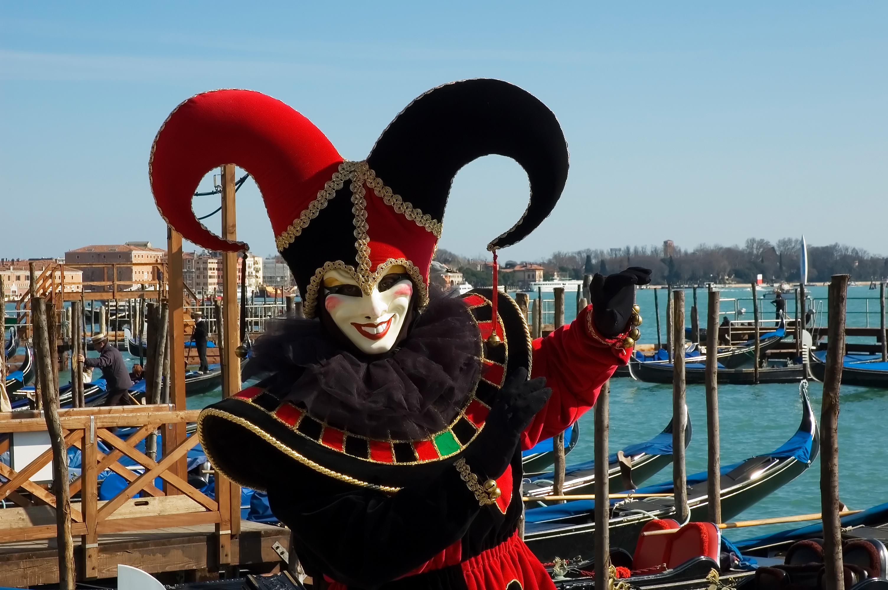 Un Carnaval como ningún otro - Italia Circuito Italia Monumental: Roma, Florencia y Venecia