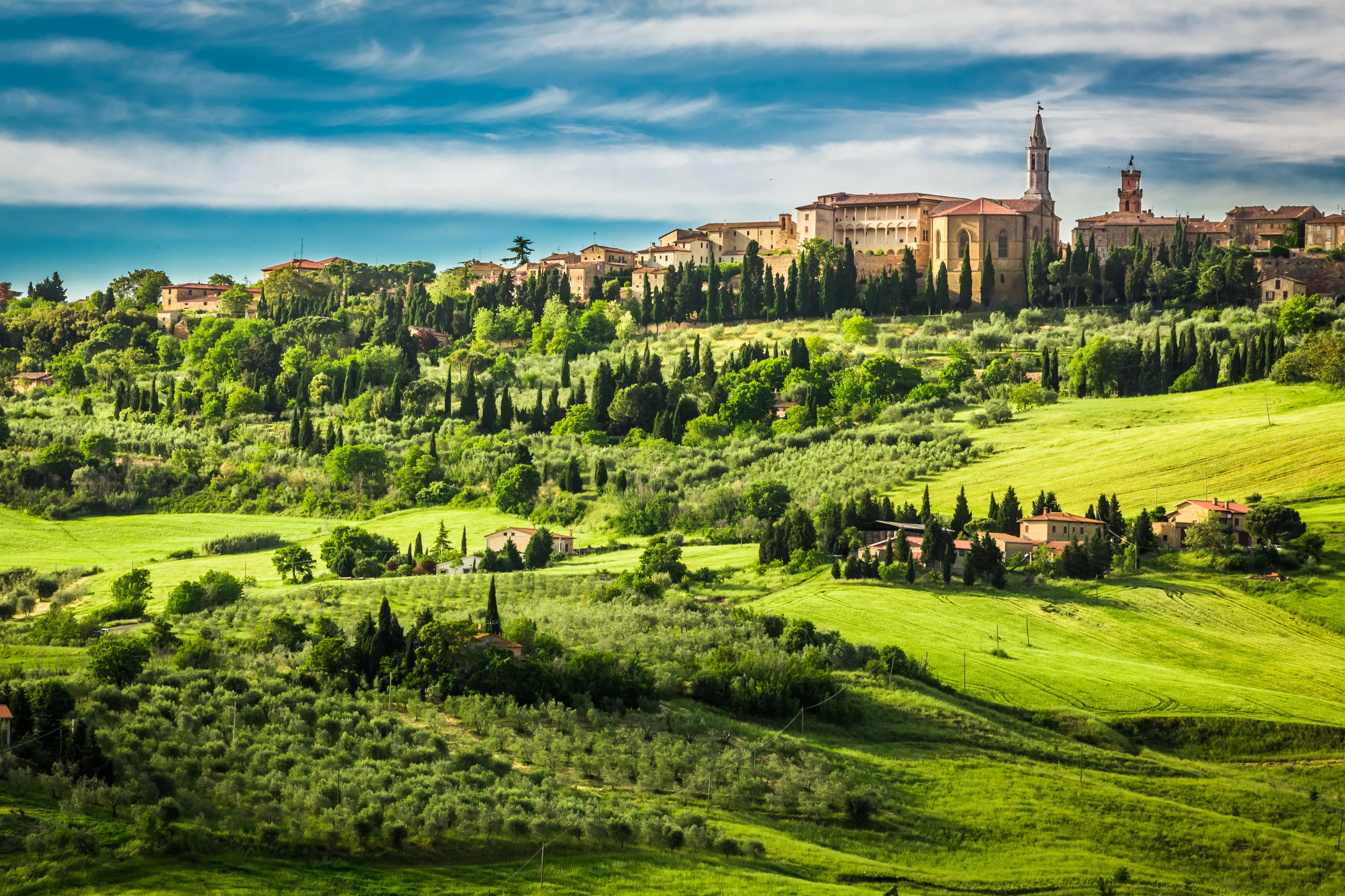 """Descubriendo Pienza, la """"ciudad ideal"""" - Italia Circuito Lo mejor de la Toscana"""