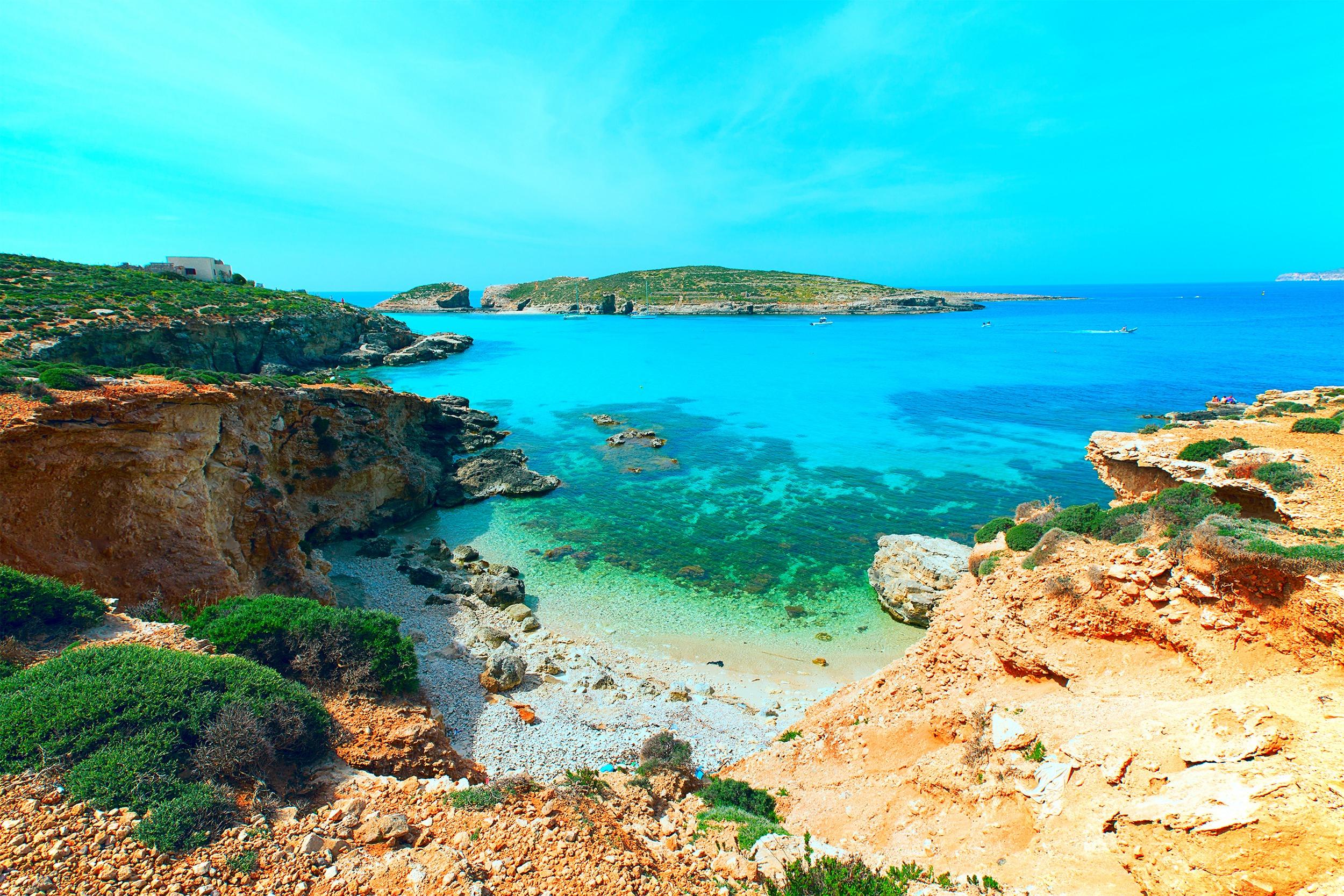 Date el mejor baño de tu vida - Malta Circuito Maravillas de Malta