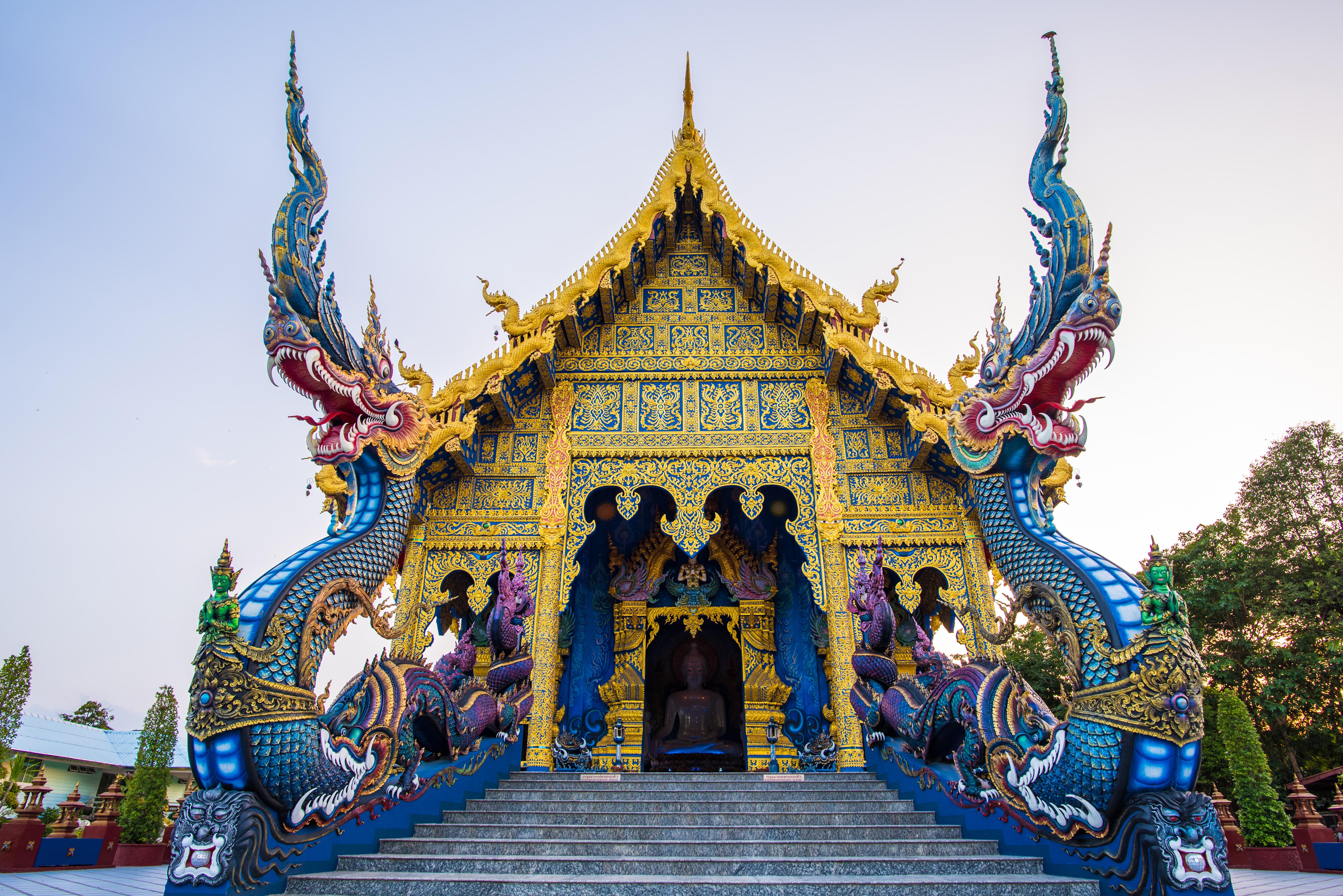 Chiang Rai: un tesoro oculto en el norte - Tailandia Gran Viaje Alrededor de Tailandia