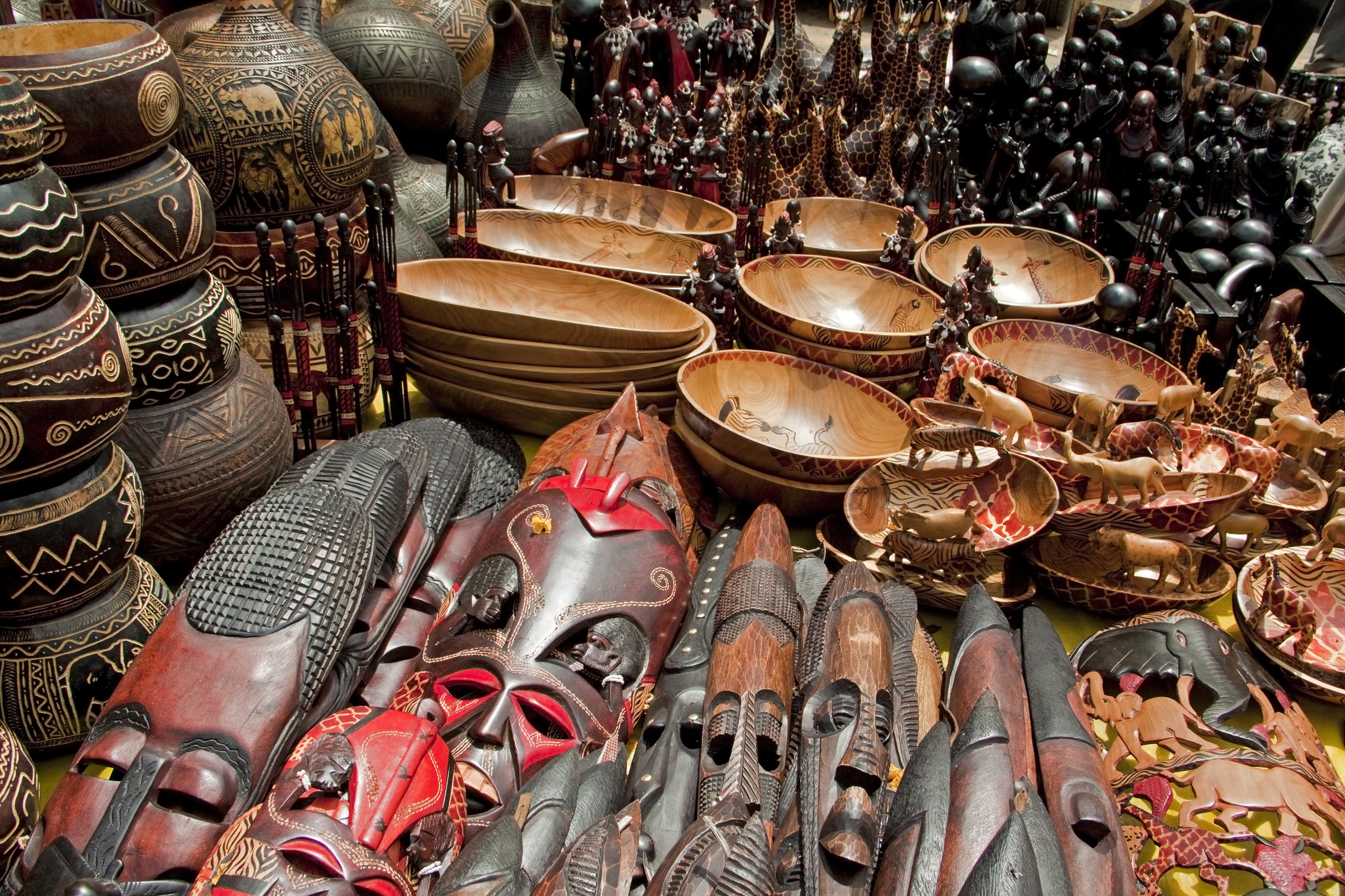Descubre Kenia a través de sus mercados más auténticos - Kenia Safari Safari Kenia y Tanzania: Ngorongoro