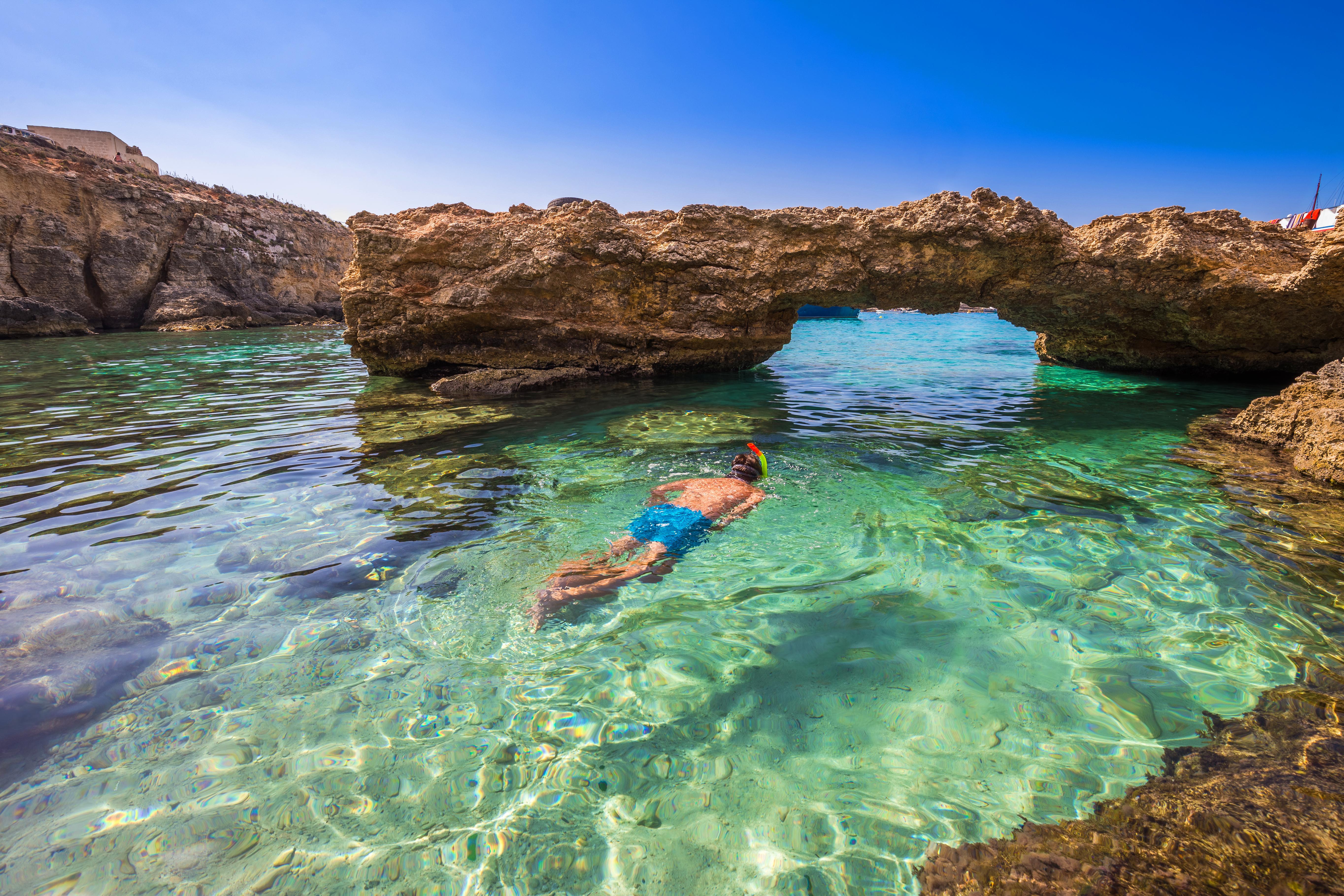 Sumérgete en un mar perfecto para los buceadores - Malta Circuito Maravillas de Malta