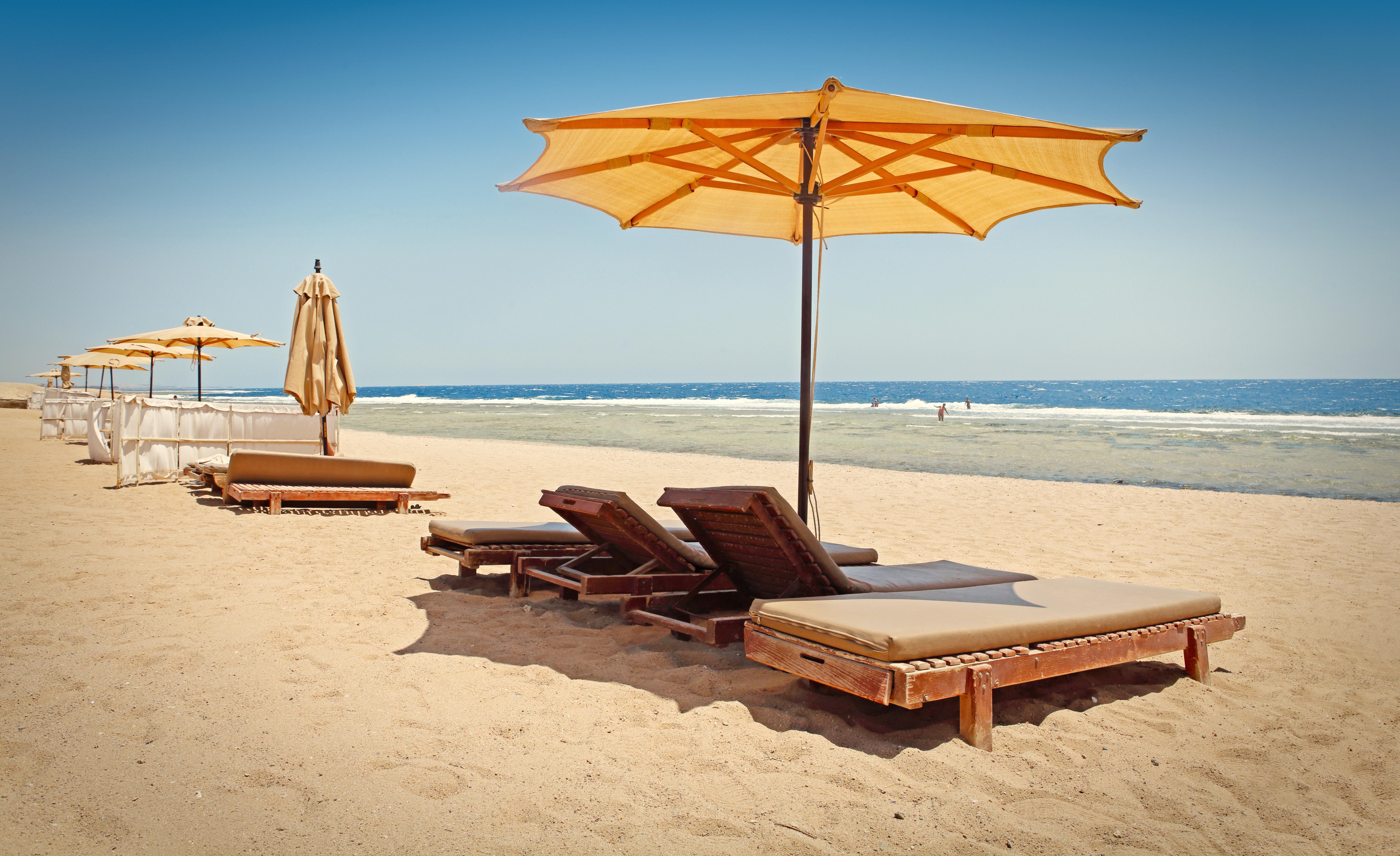 Disfruta de un paraíso de aguas cristalinas - Egipto Circuito Heket y Mar Rojo