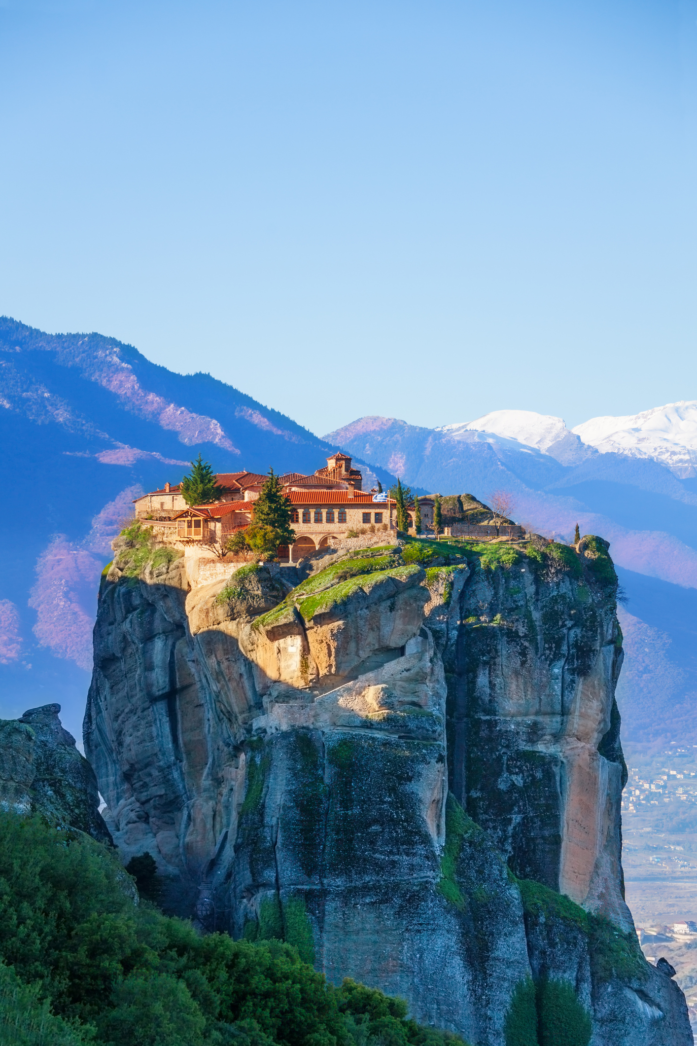 Descubre por qué Meteora se llama Meteora - Grecia Circuito Atenas, Olimpia, Delfos y Kalambaka