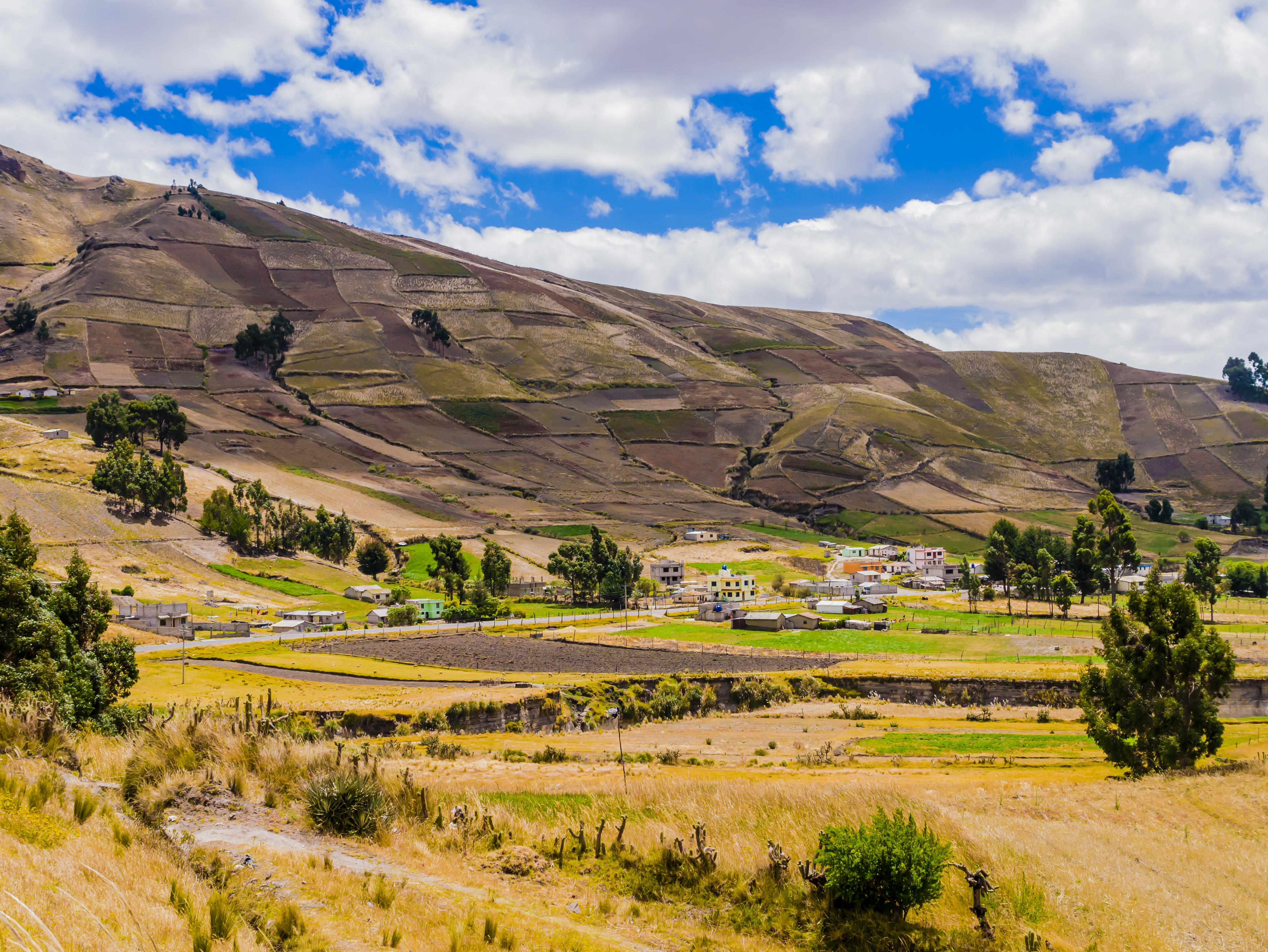 La laguna del Quilotoa - Ecuador Gran Viaje De los Andes al Pacífico