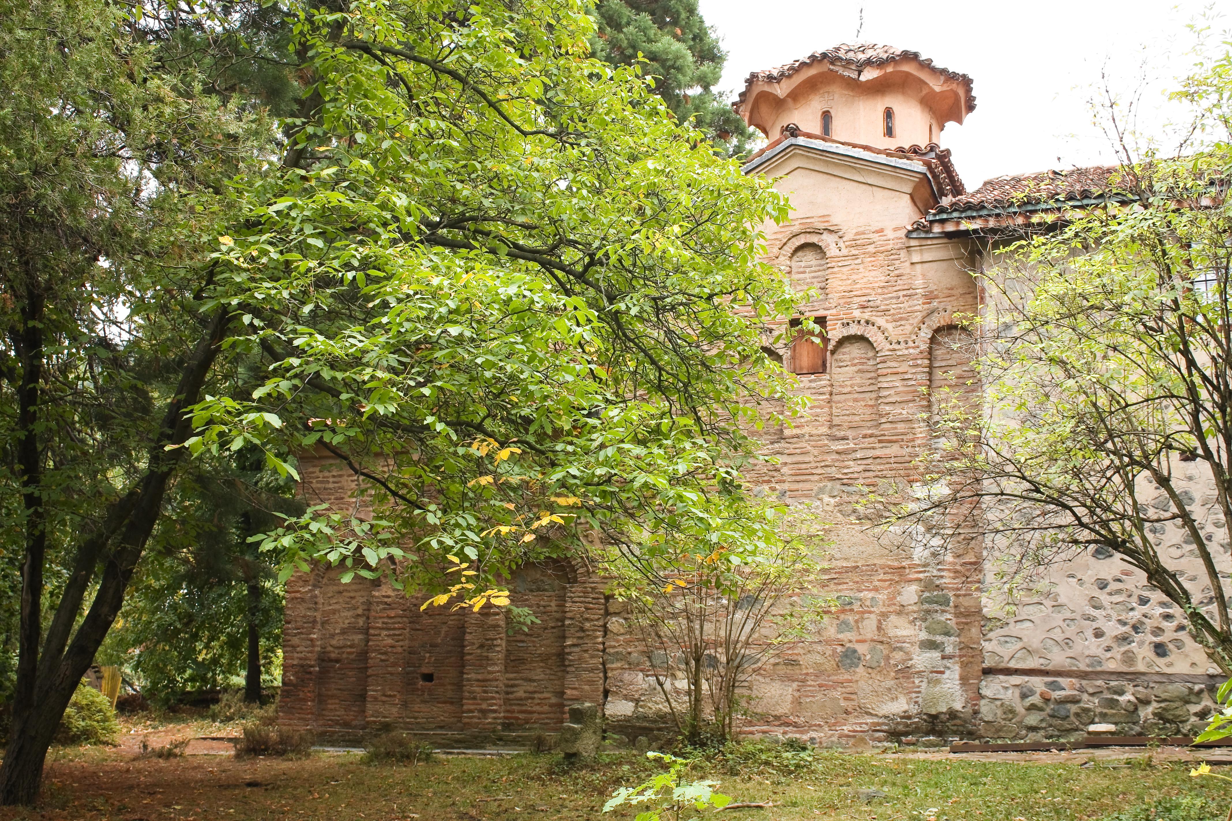 La herencia cultural del siglo XIII nos lega la Iglesia de Boyana San Pantaleón - Bulgaria Circuito Bulgaria Artística