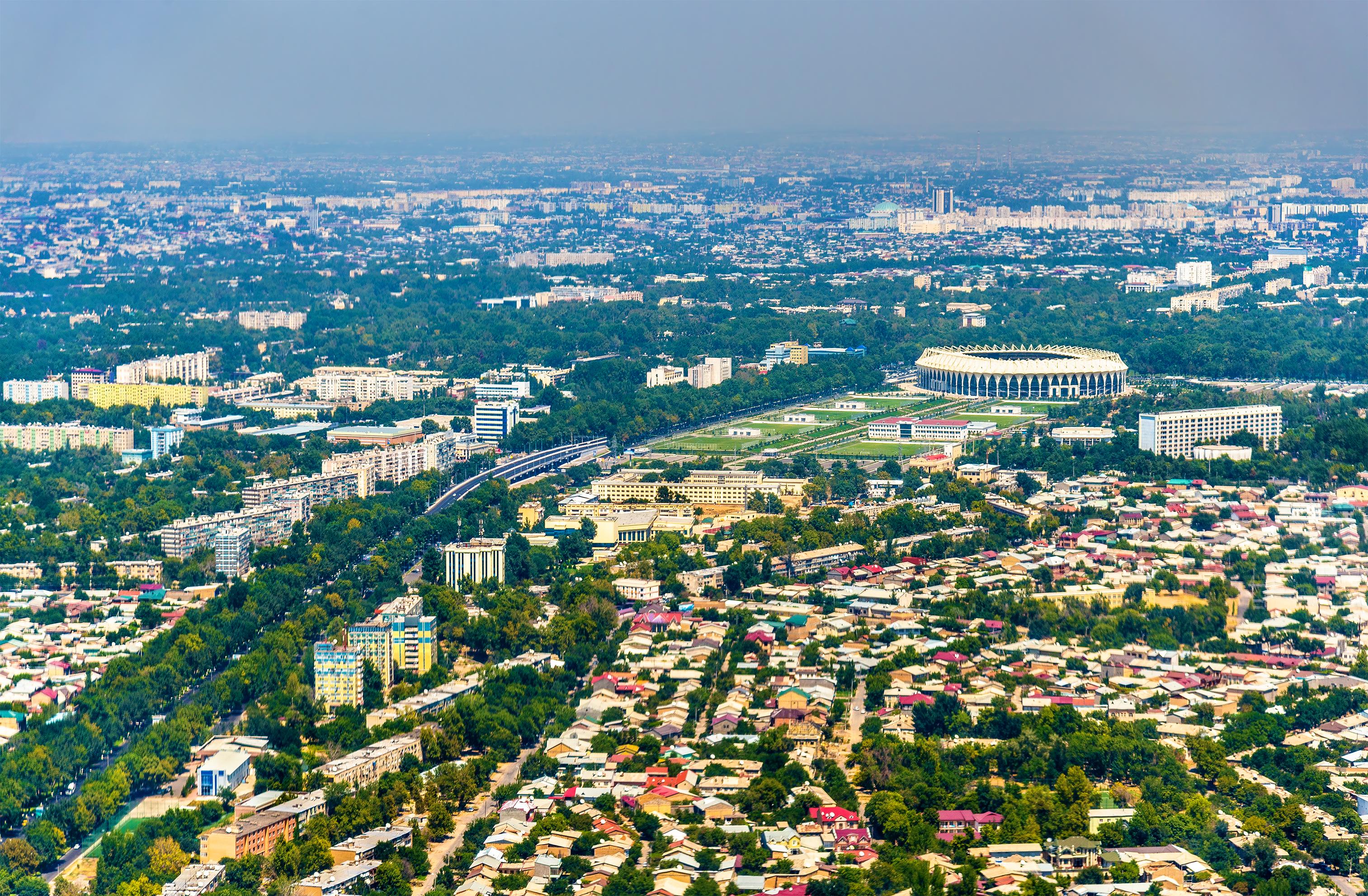 Disfruta de los encantos de la Tashkent moderna - Uzbekistán Gran Viaje Uzbekistán Imprescindible