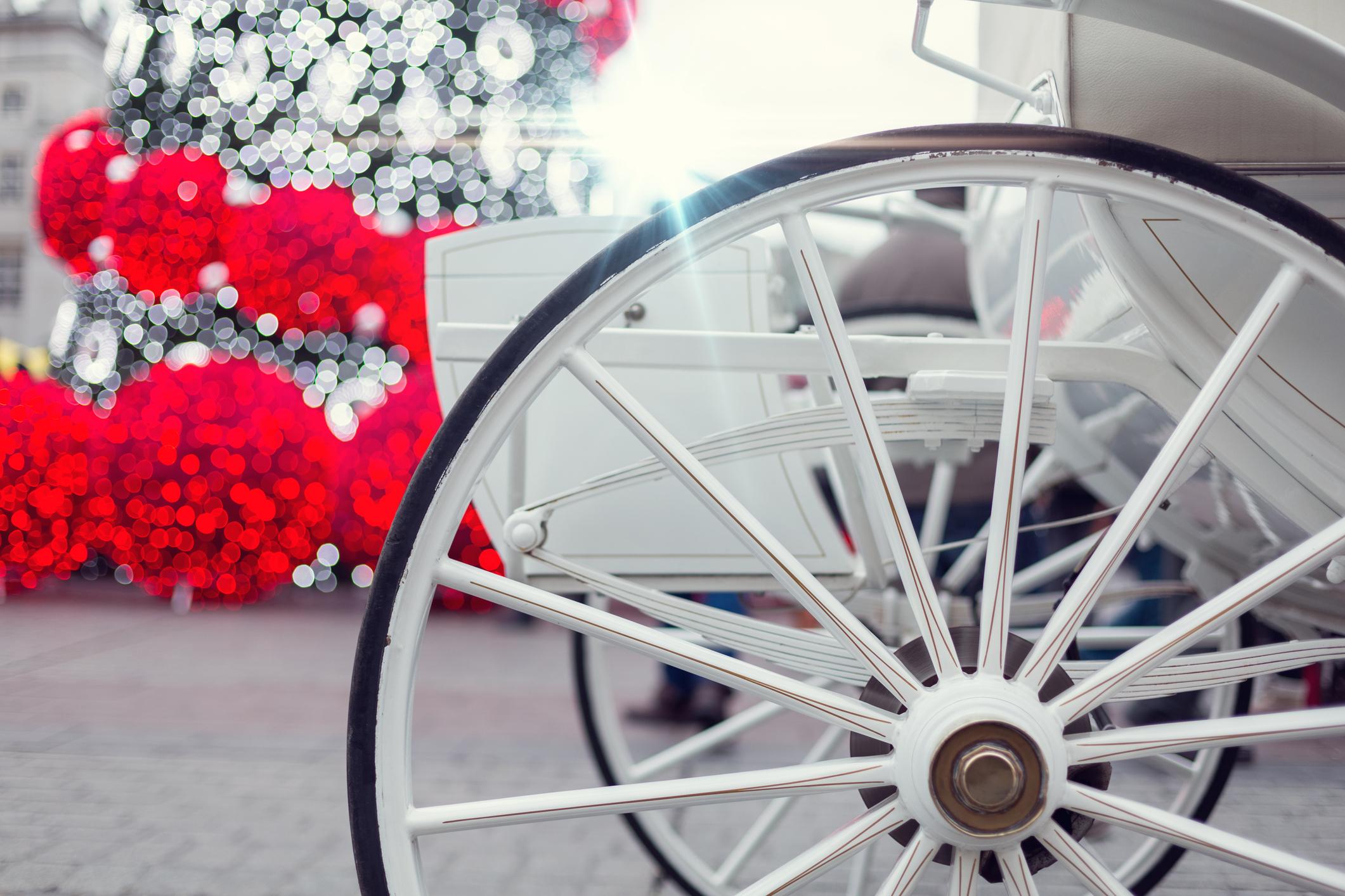 Un paseo en carruaje - Polonia Circuito Mercadillos de Navidad en Cracovia