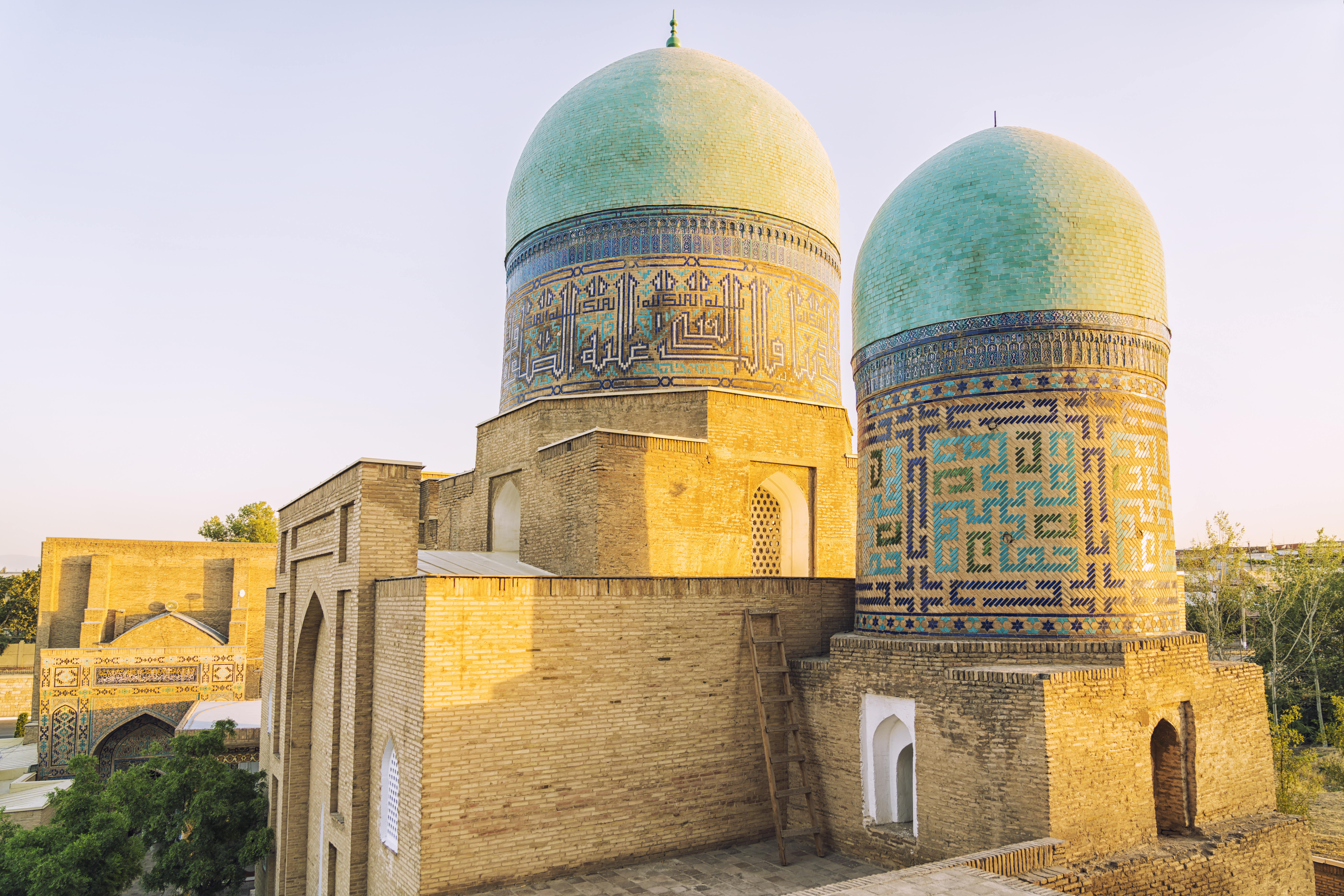 Samarcanda, una perla en el desierto - Uzbekistán Circuito La Ruta de Samarcanda