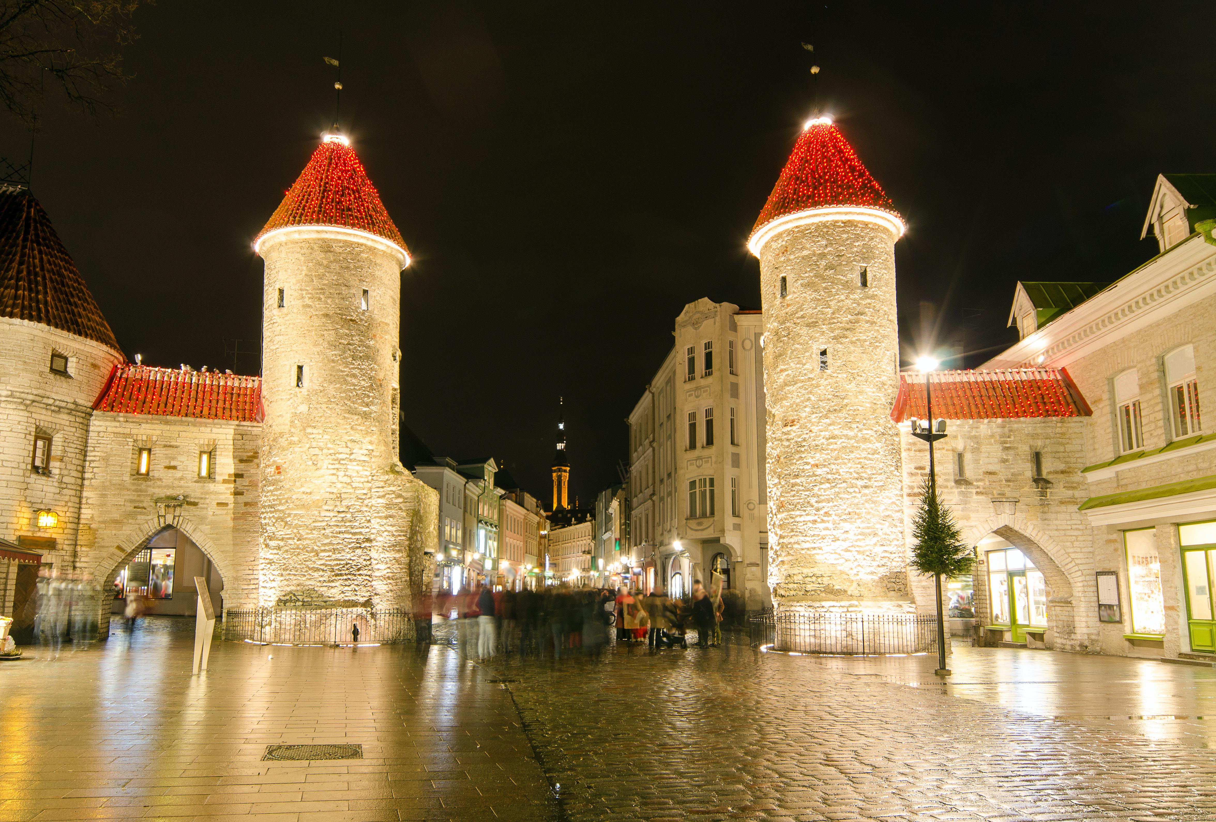 Tallín. Una ciudad de cuento - Lituania Circuito Repúblicas Bálticas
