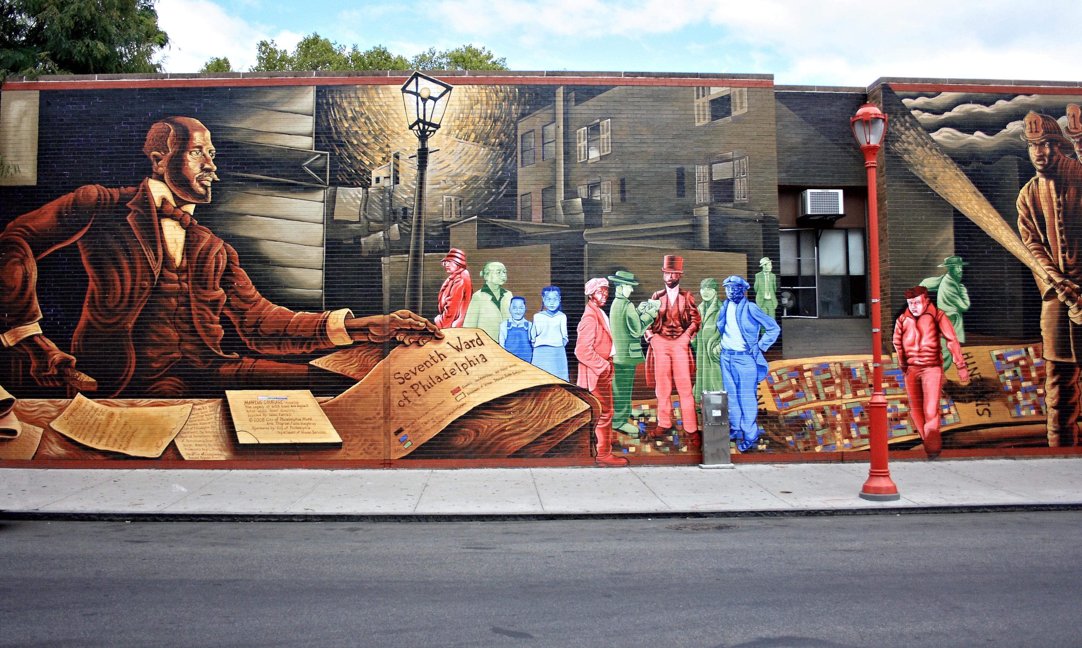 El arte callejero de Philadelphia - Estados Unidos Gran Viaje Joyas del este y Nueva York