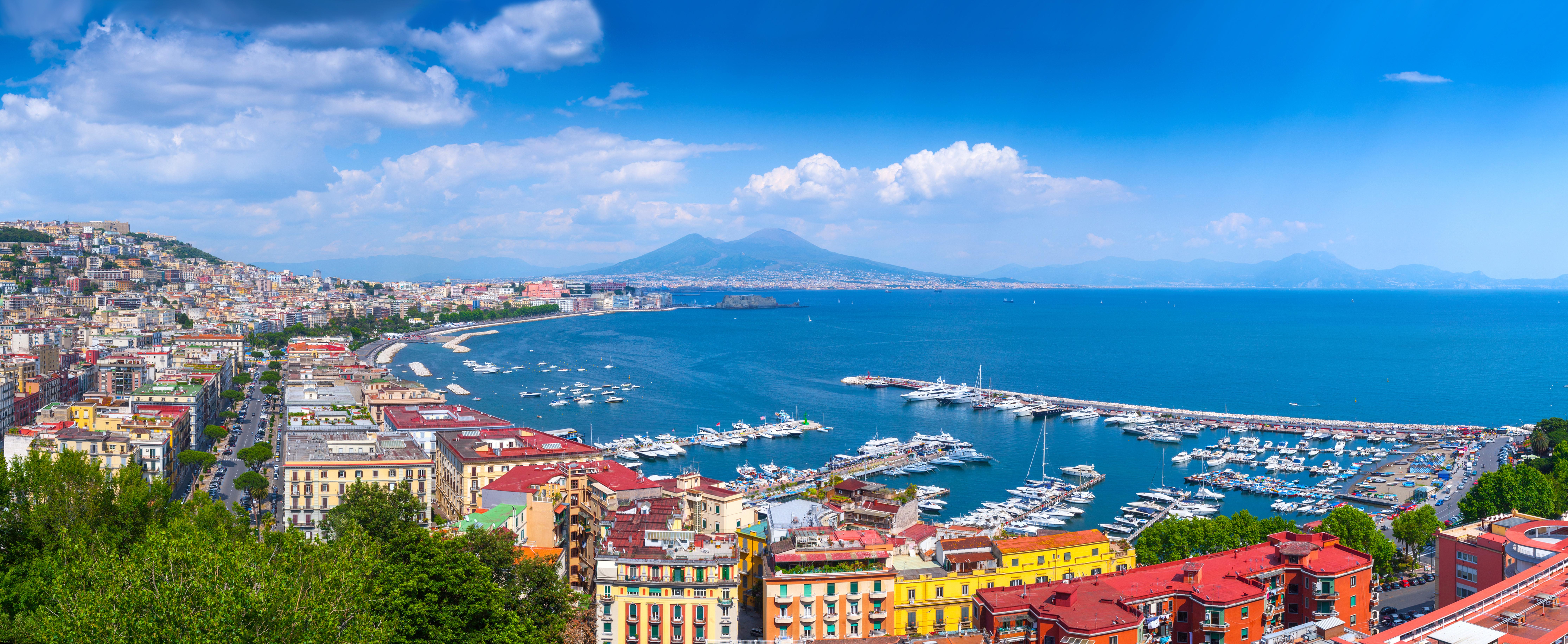 Explora el Nápoles monumental - Italia Circuito Italia de Norte a Sur