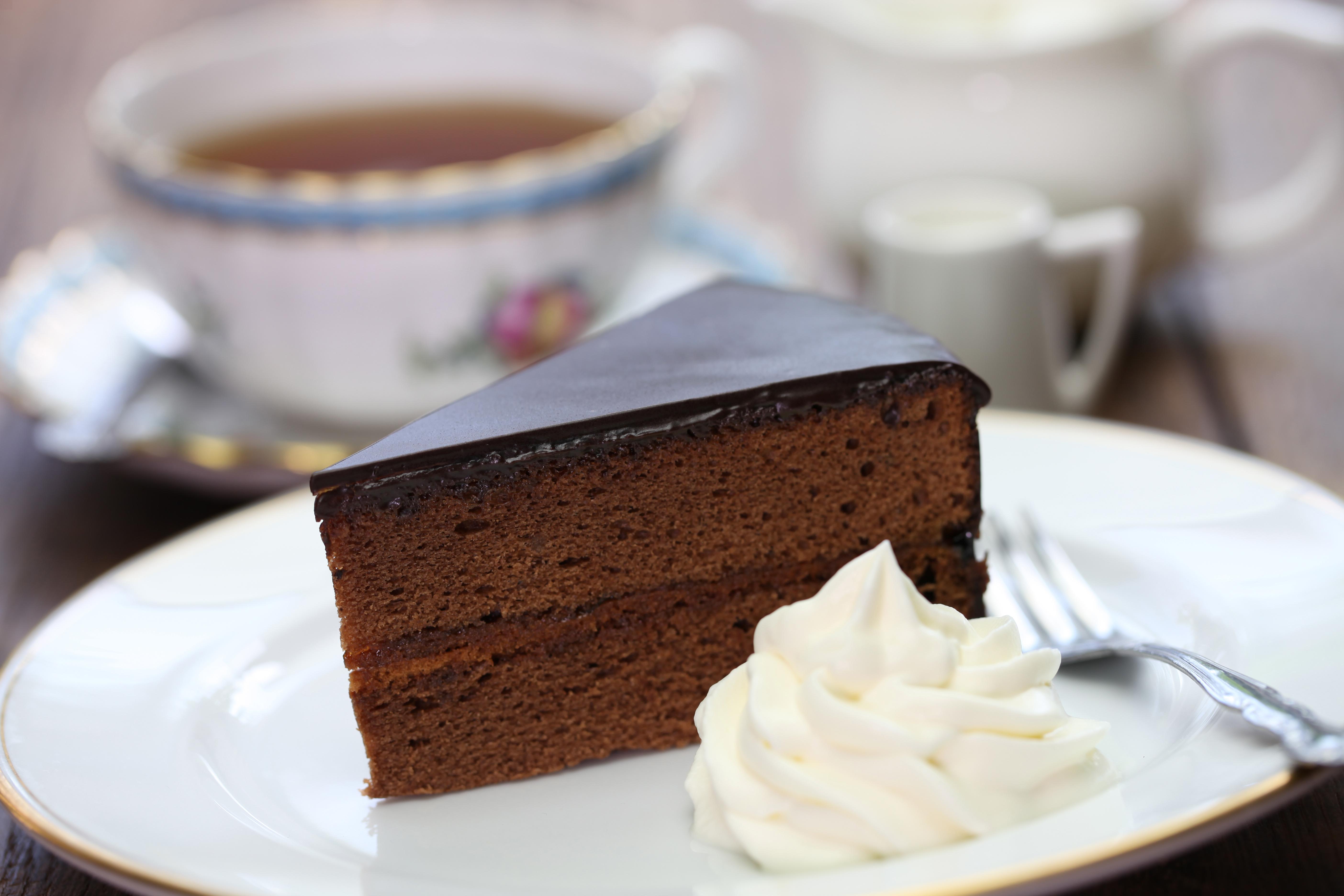 Sachertorte: disfruta de las tartas de chocolate más famosas del mundo - Alemania Circuito Alemania y Austria: de Múnich a Viena