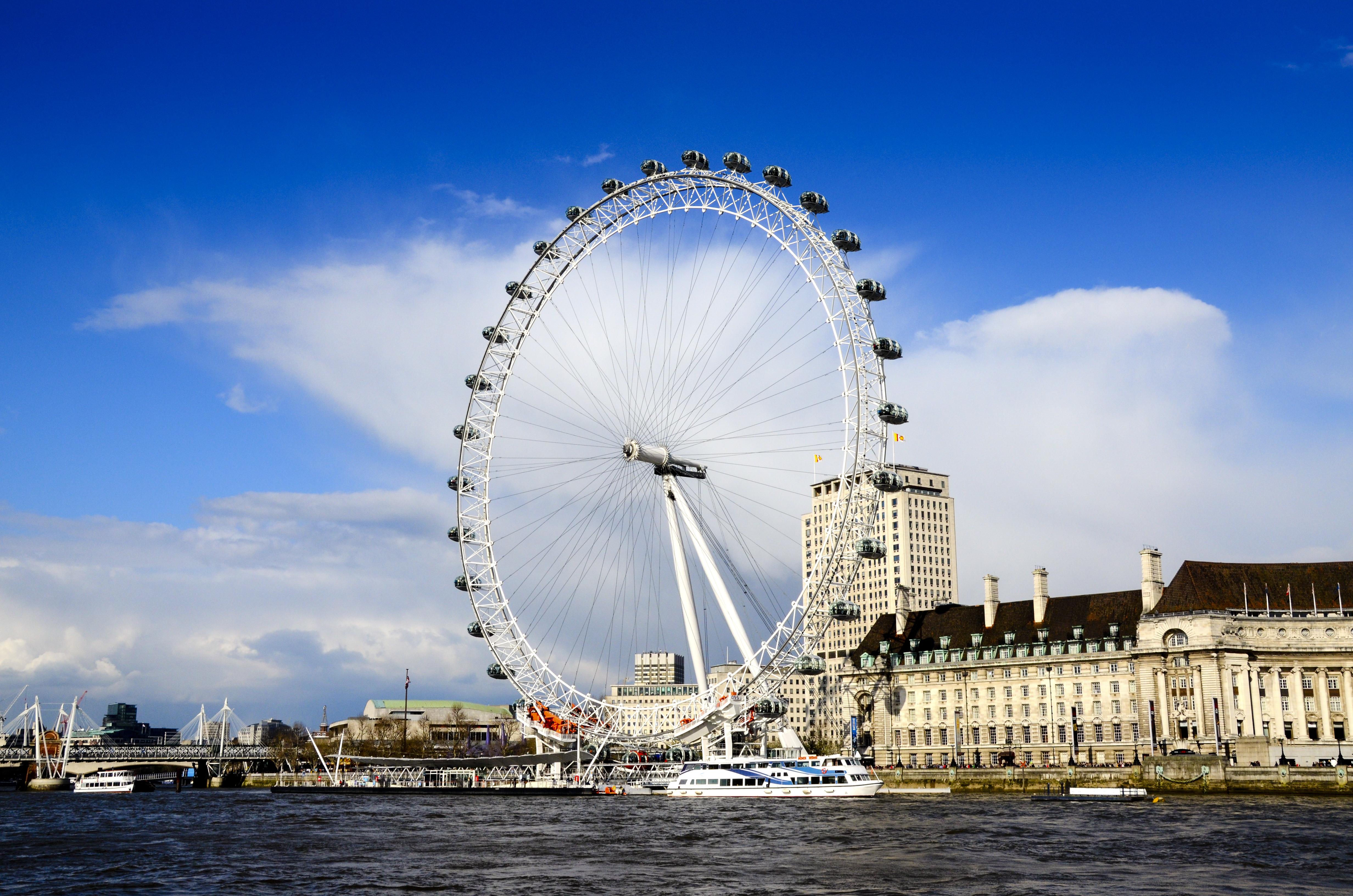 Toca el cielo de Londres con las manos - Inglaterra Circuito Inglaterra, Gales y Londres