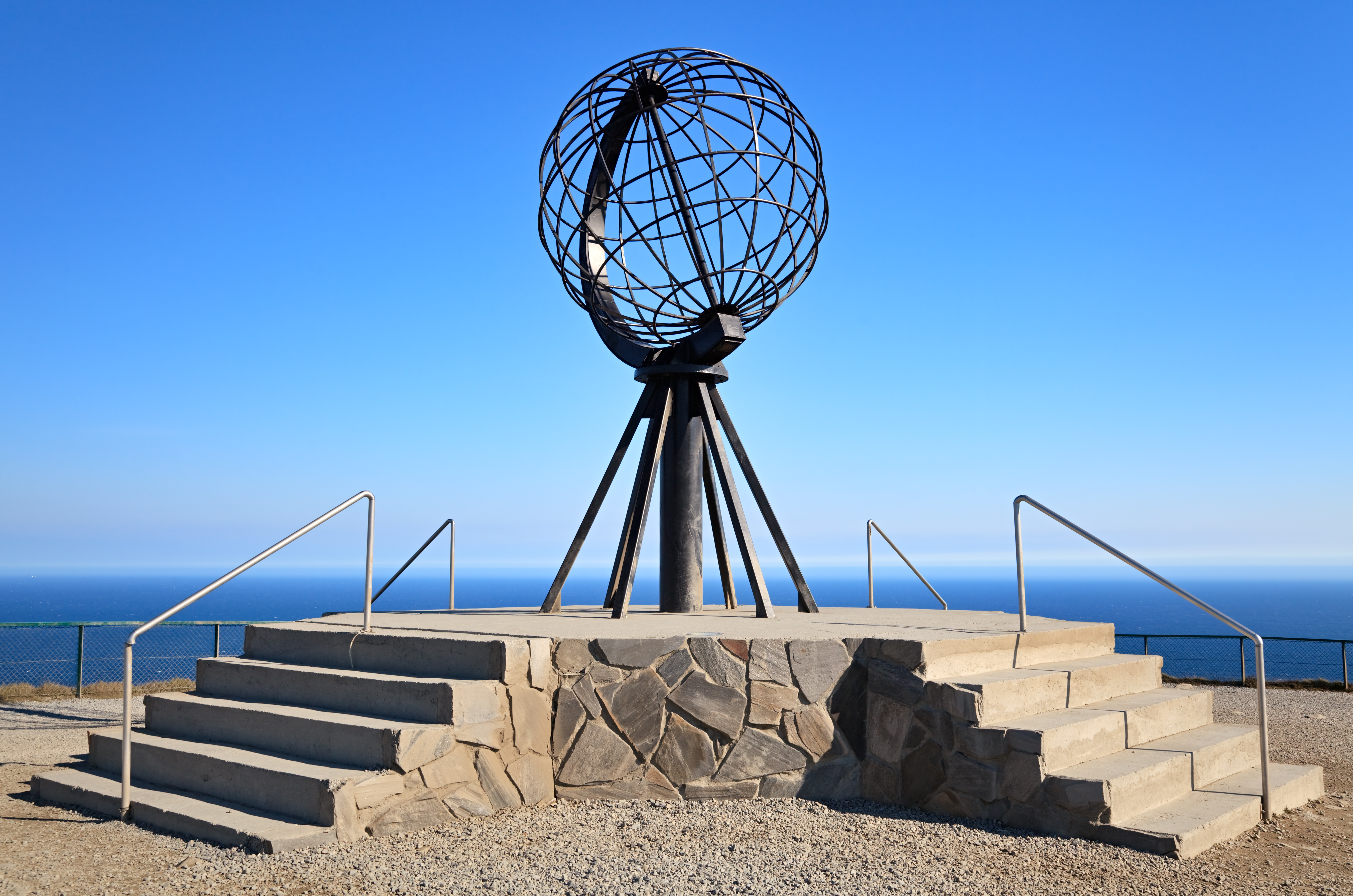 Cabo Norte - Alta. Tiempo para perderse - Noruega Circuito Todo Fiordos y Estocolmo