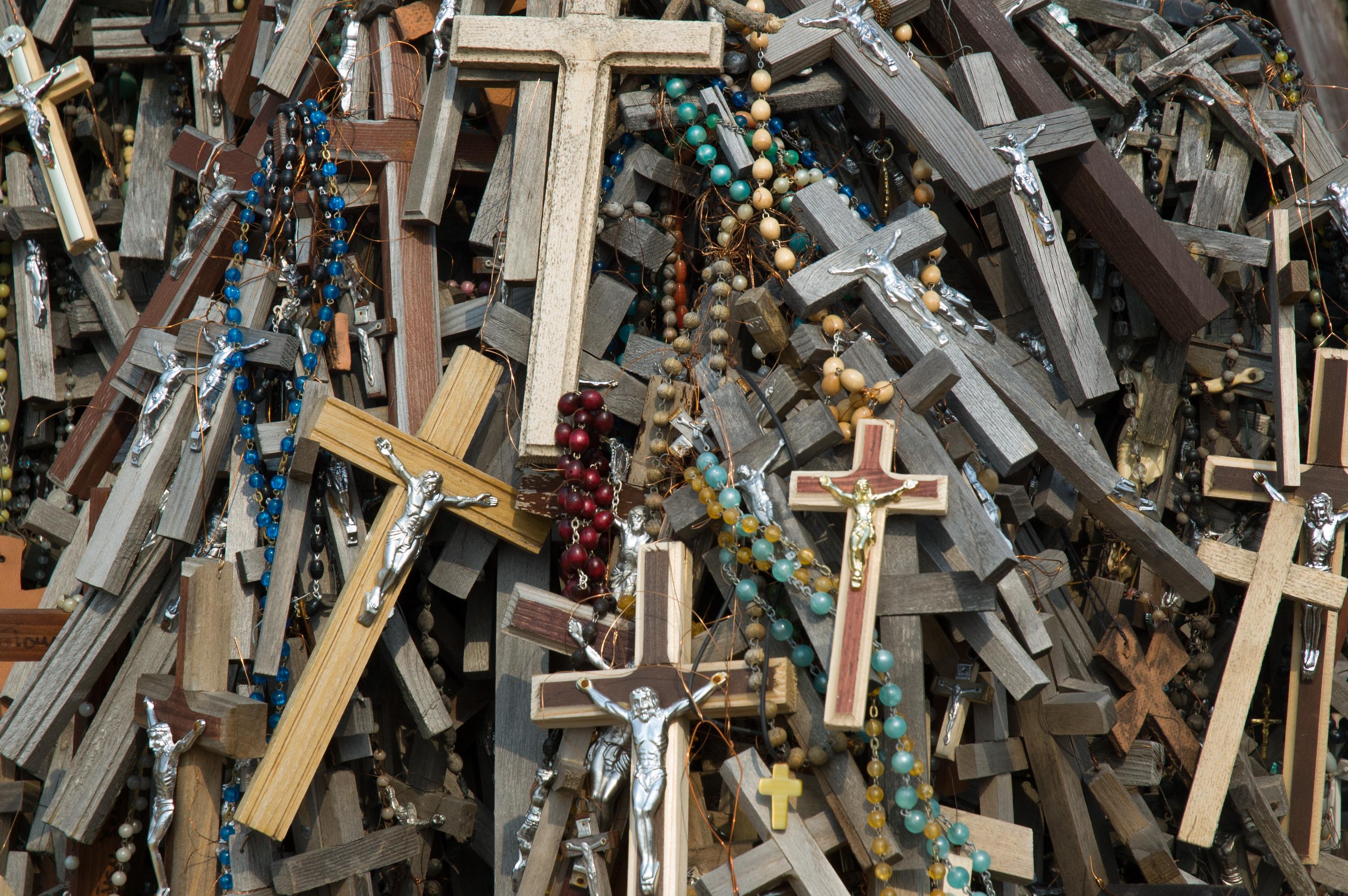 Deja tu cruz en un lugar único - Lituania Circuito Repúblicas Bálticas