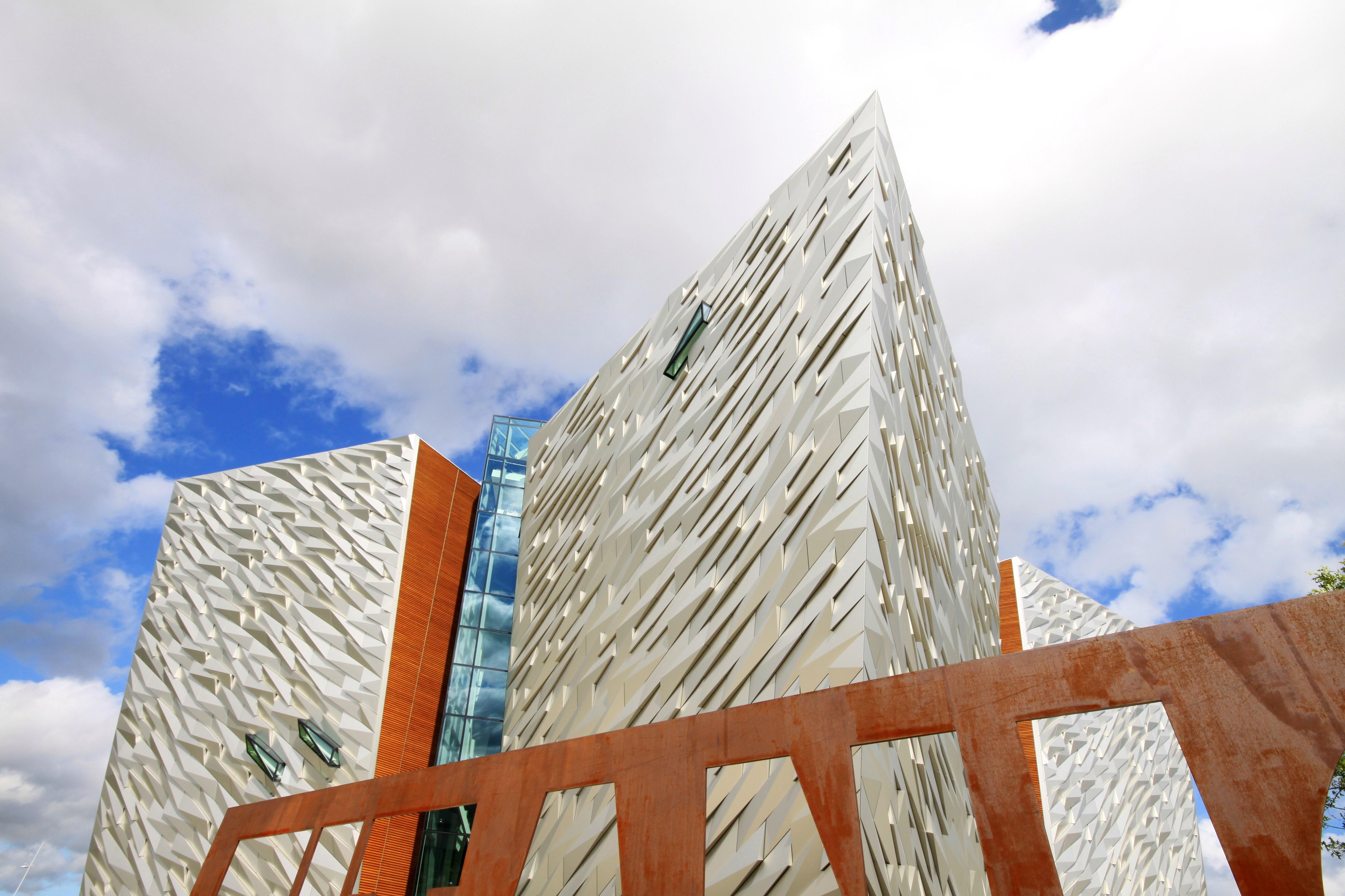 Belfast recupera la herencia del Titanic - Irlanda Circuito Irlanda e Irlanda del norte
