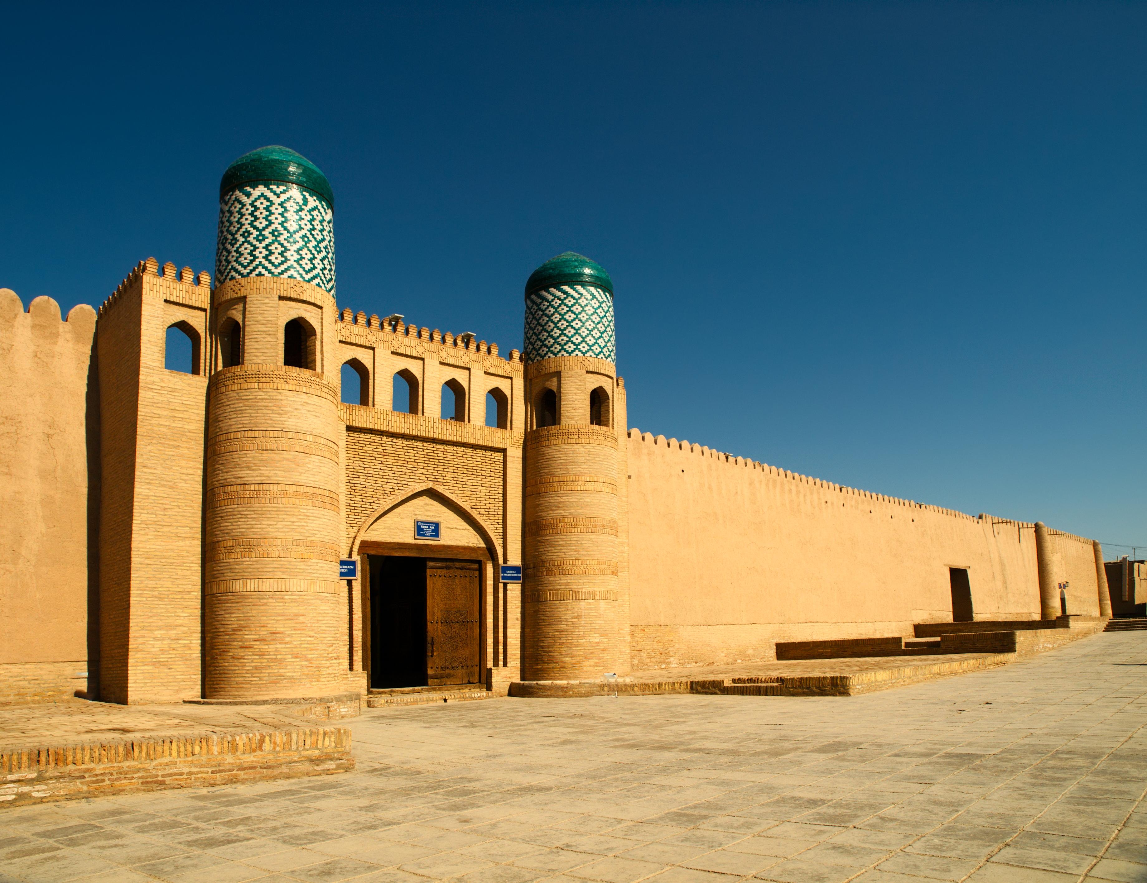 La ciudad antigua de Khiva: todo un lujo - Uzbekistán Gran Viaje Uzbekistán Imprescindible