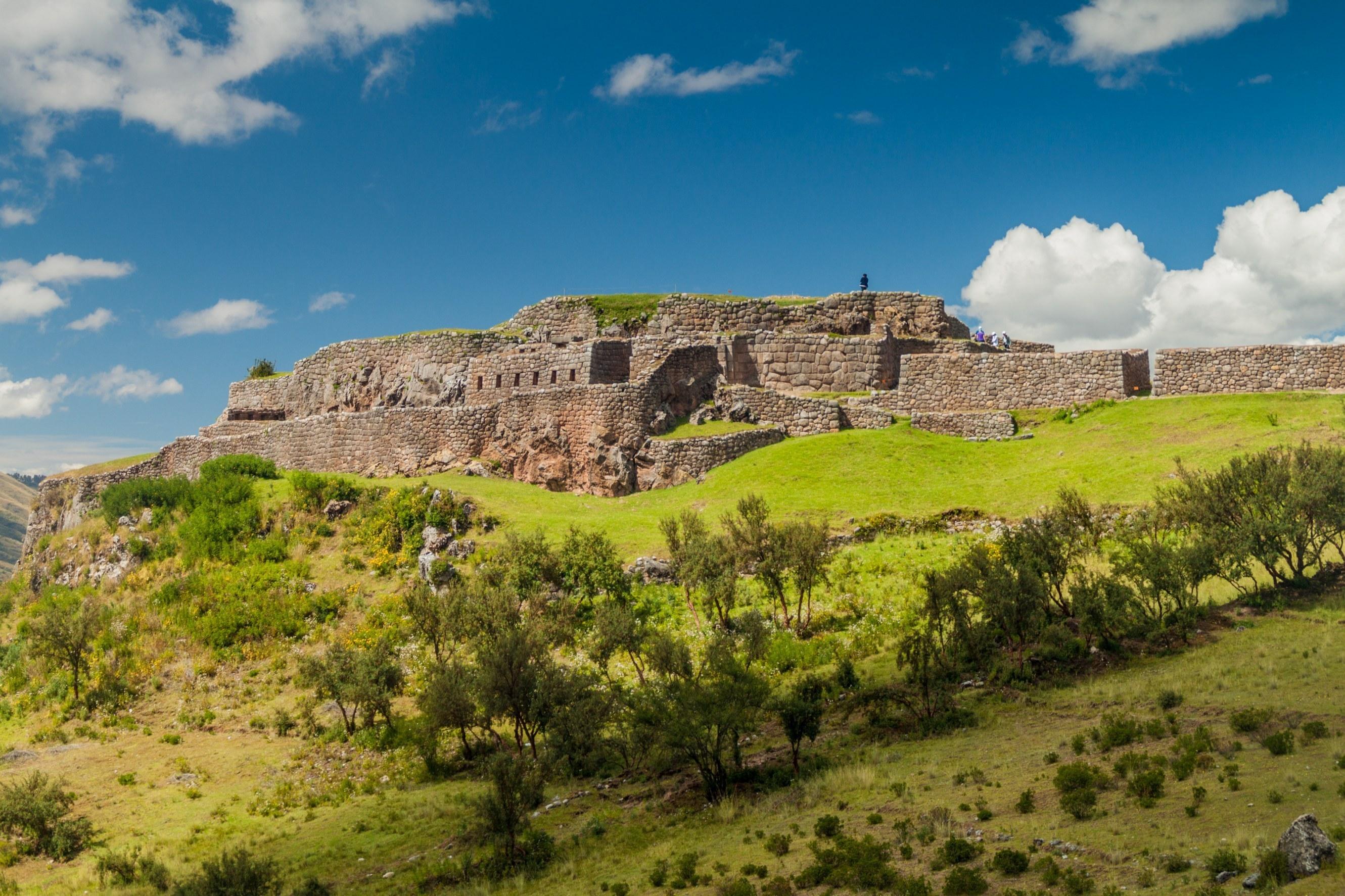 Explora las ruinas de los alrededores de Cusco - Perú Gran Viaje Lima, Cuzco, Machu Picchu y Puno