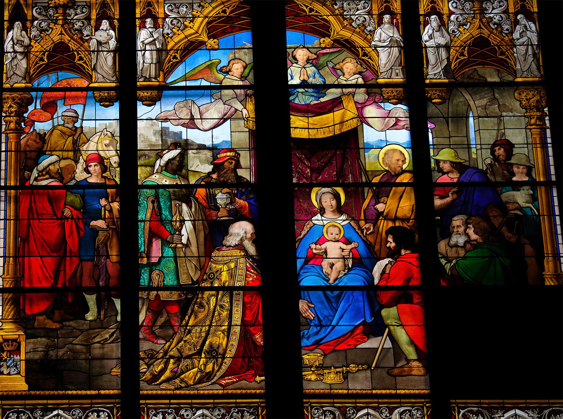 Conoce la Catedral de los alemanes y visita las reliquias de los Reyes Magos - Austria Circuito Austria Bella y Budapest