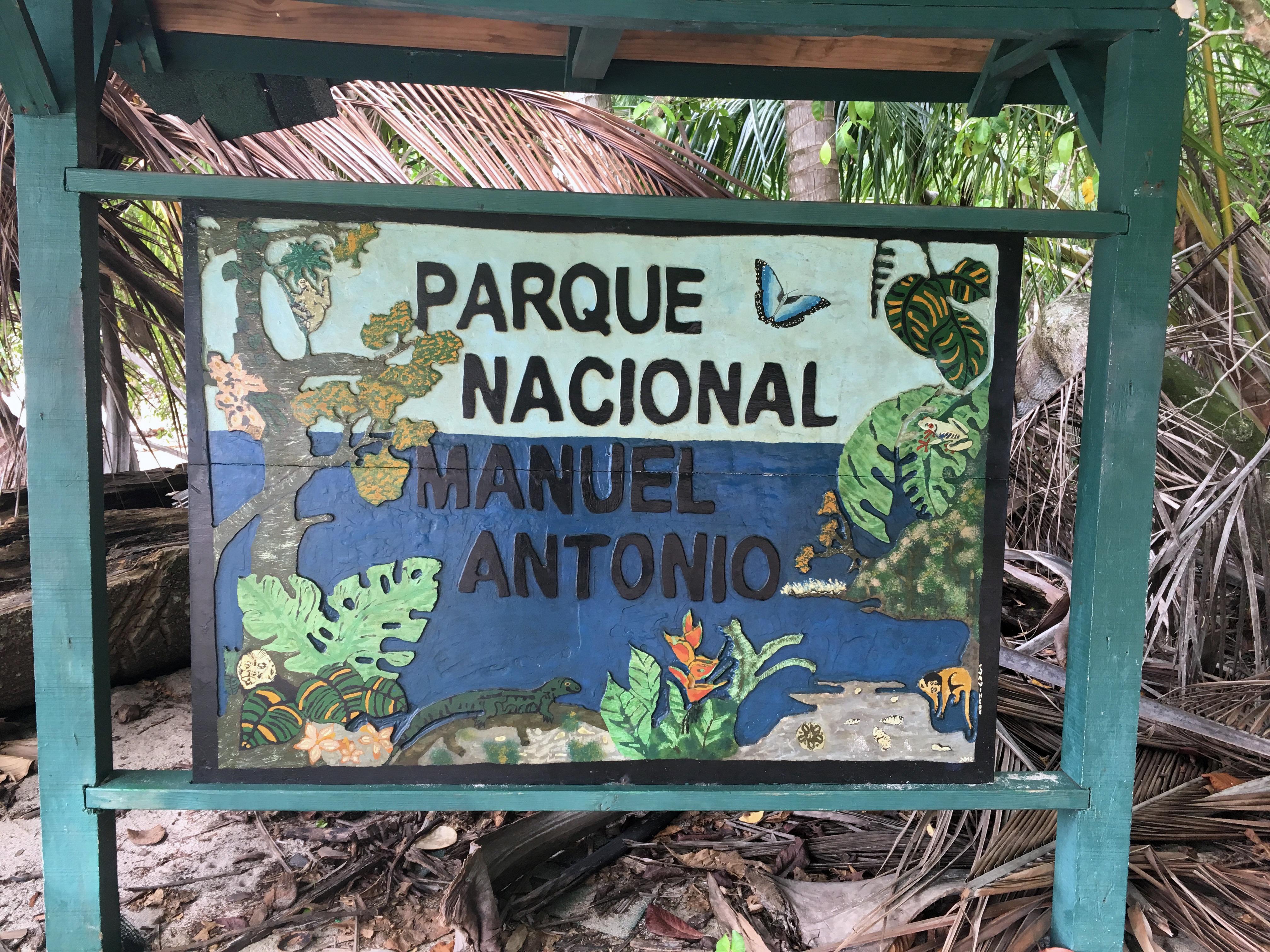 Un parque pequeño, pero matón - Costa Rica Gran Viaje Tortuguero, Arenal, Monteverde y Manuel Antonio