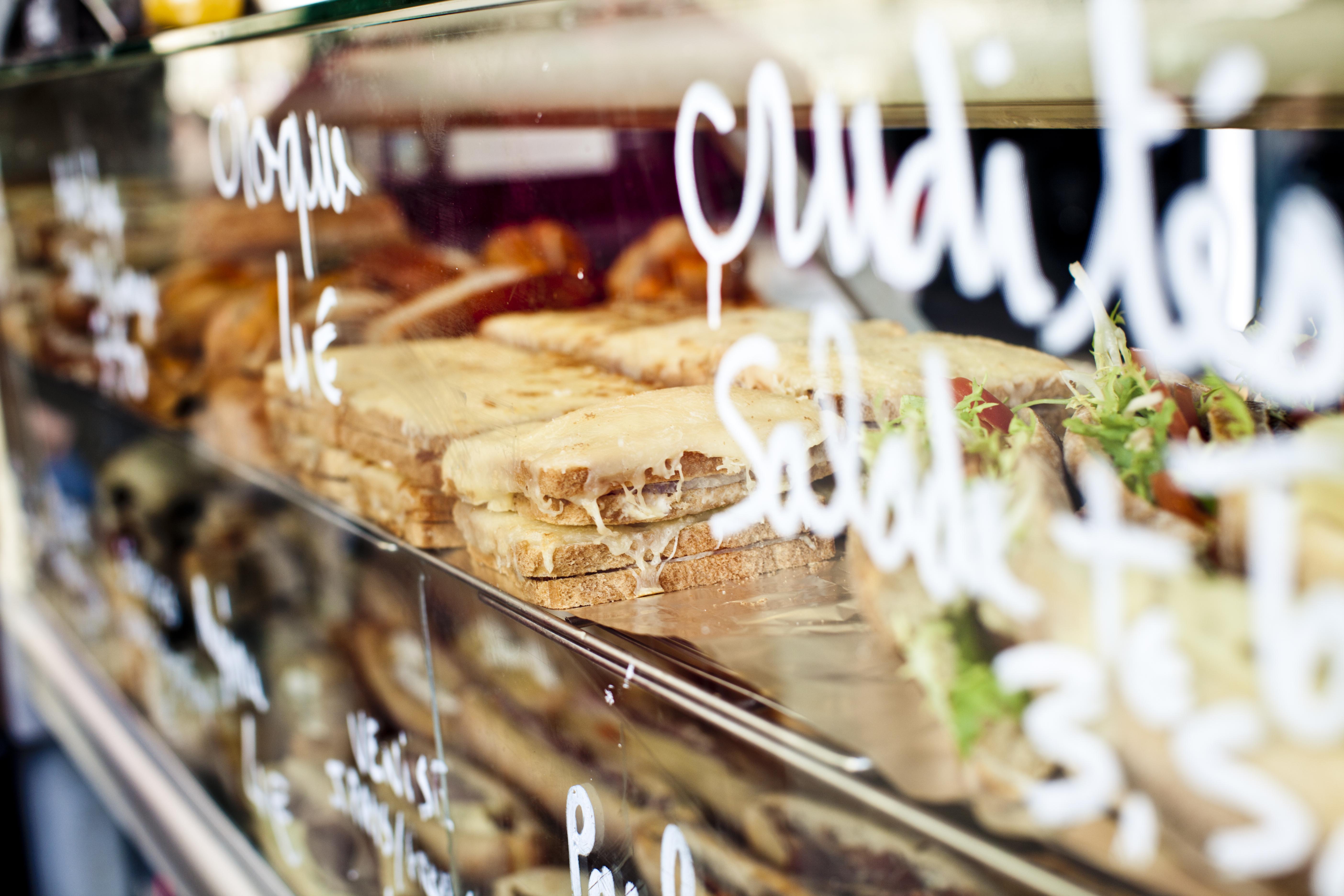 Street Food en París - Inglaterra Circuito Londres y París