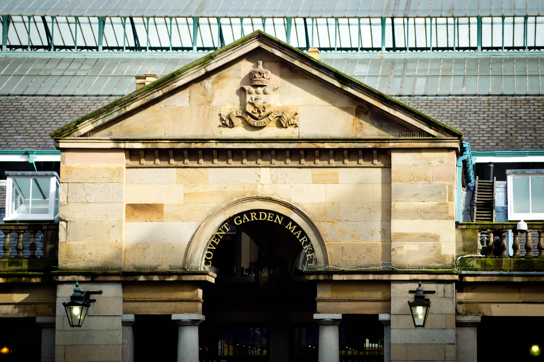 El histórico Covent Garden de Londres - Inglaterra Circuito Londres y París