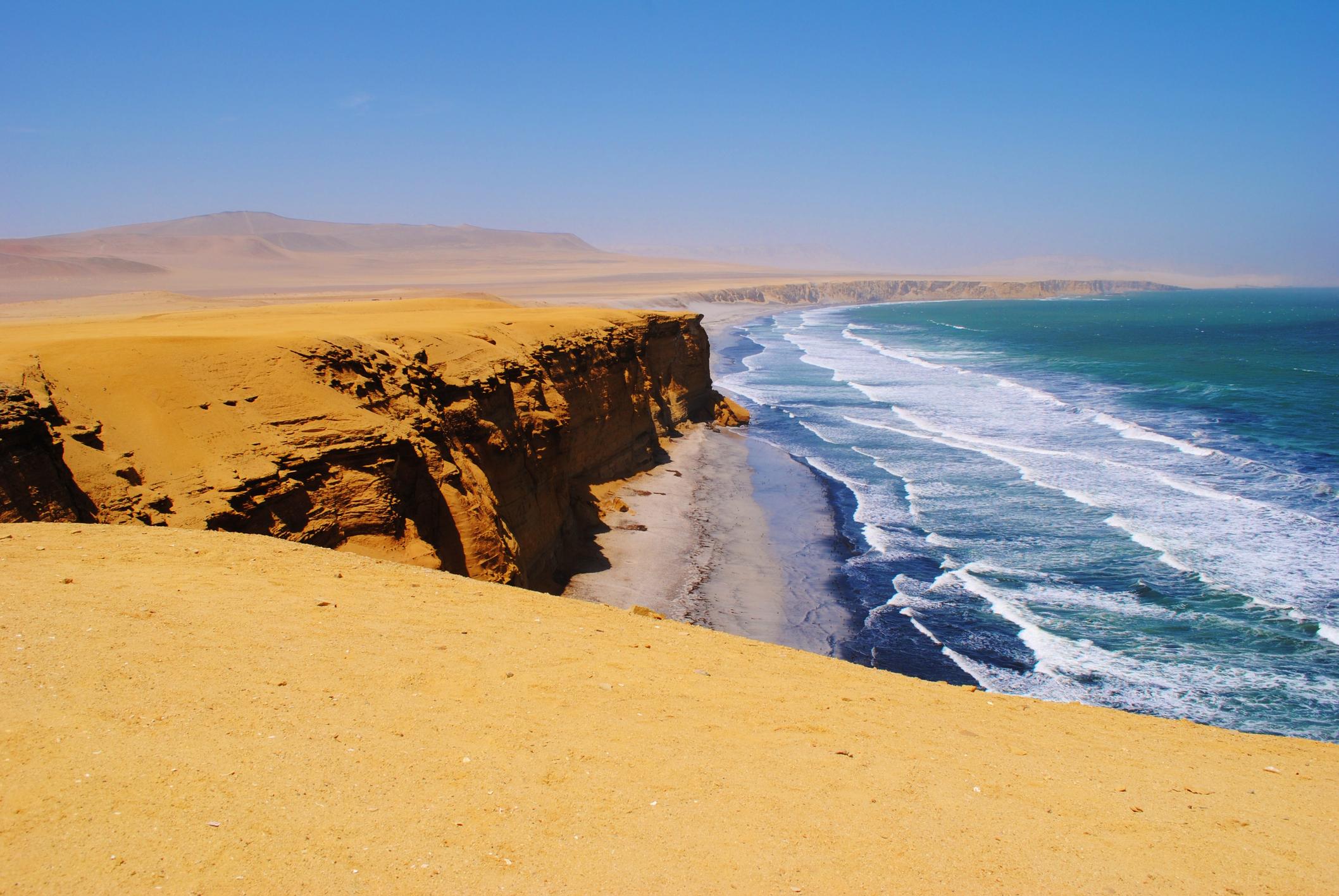 Recorre la mayor zona costera protegida de Perú - Perú Gran Viaje Lo mejor de Perú