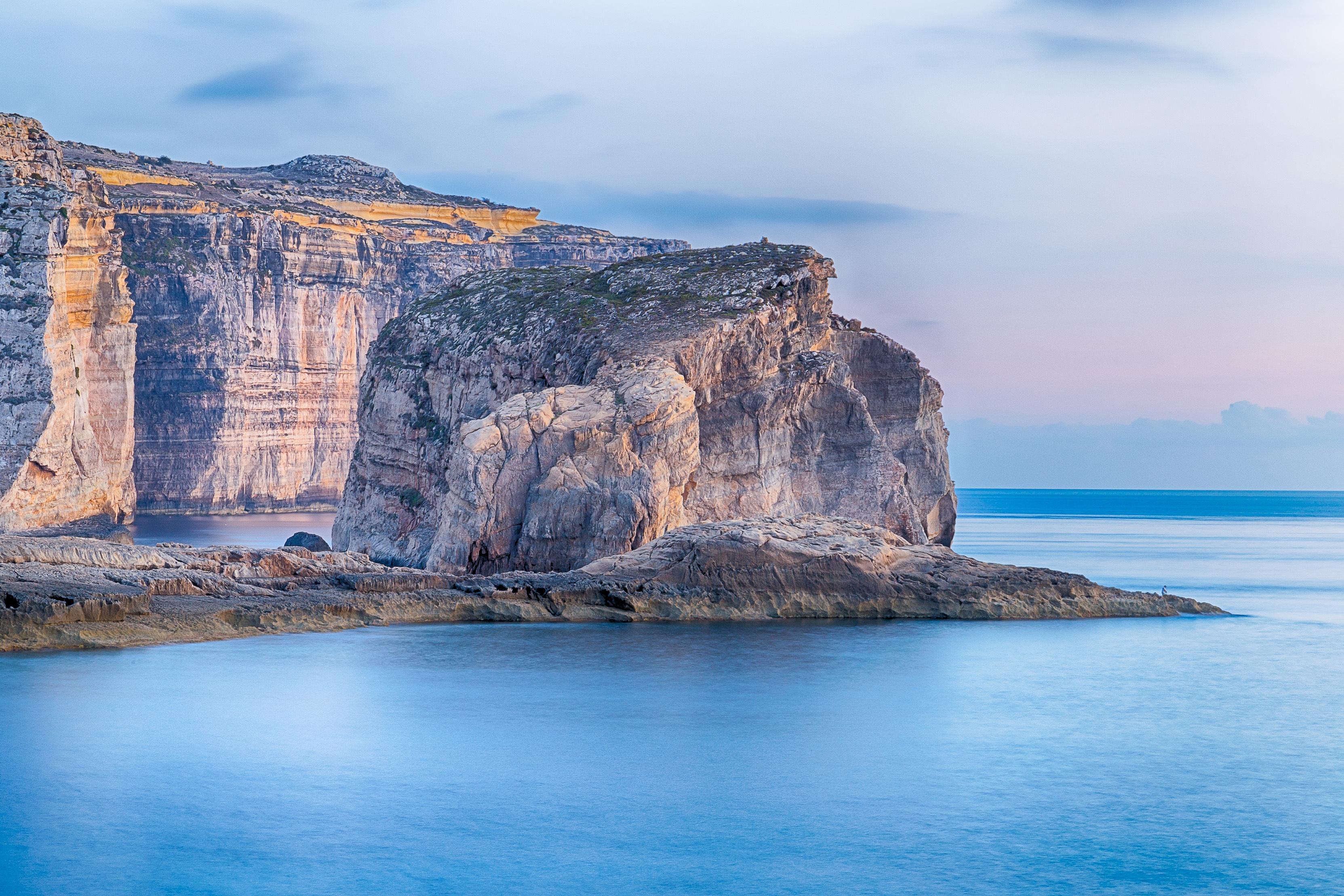 Una roca-hongo con un secreto curativo - Malta Circuito Maravillas de Malta